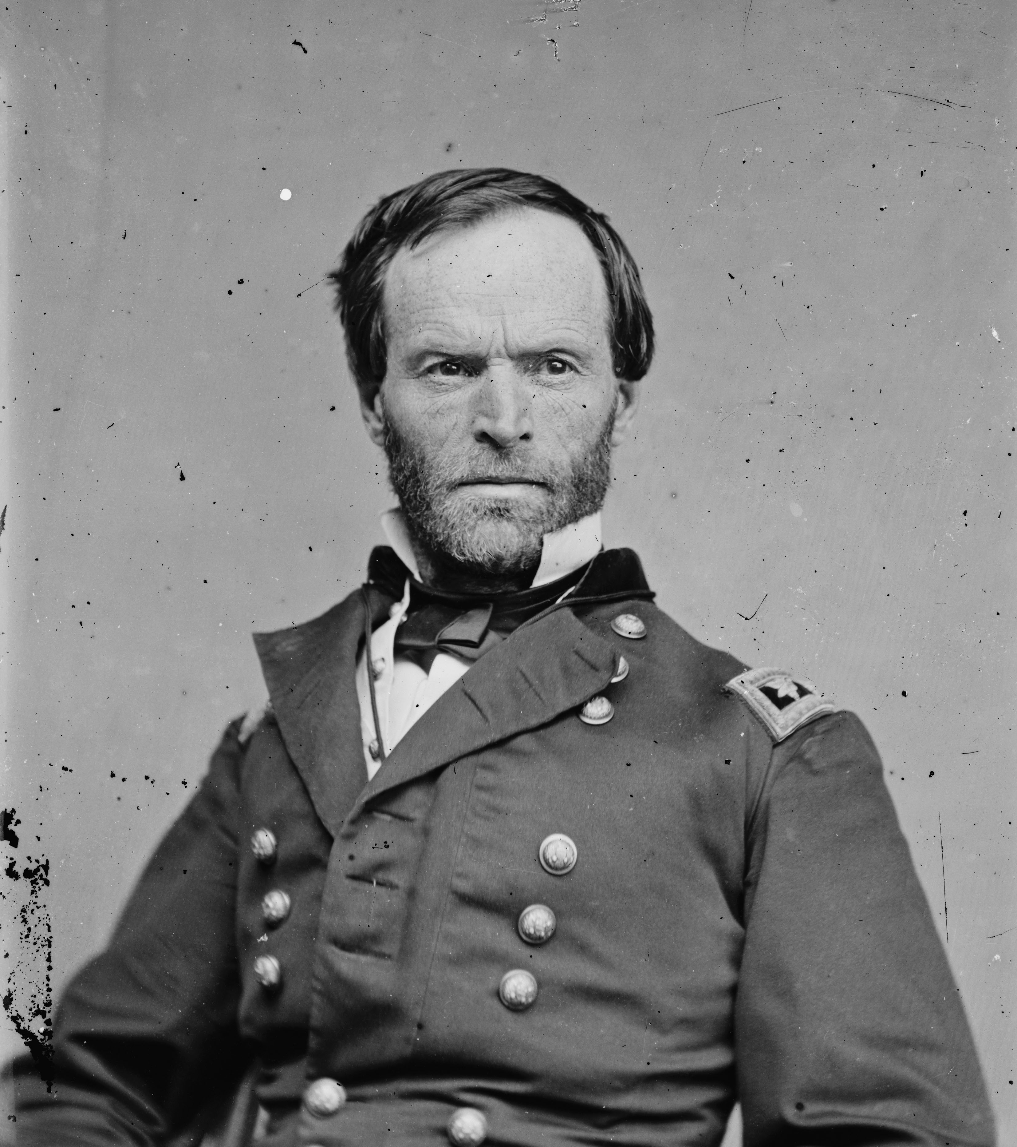 Native Americans Have General Sherman to Thank for Their Exile to Reservations