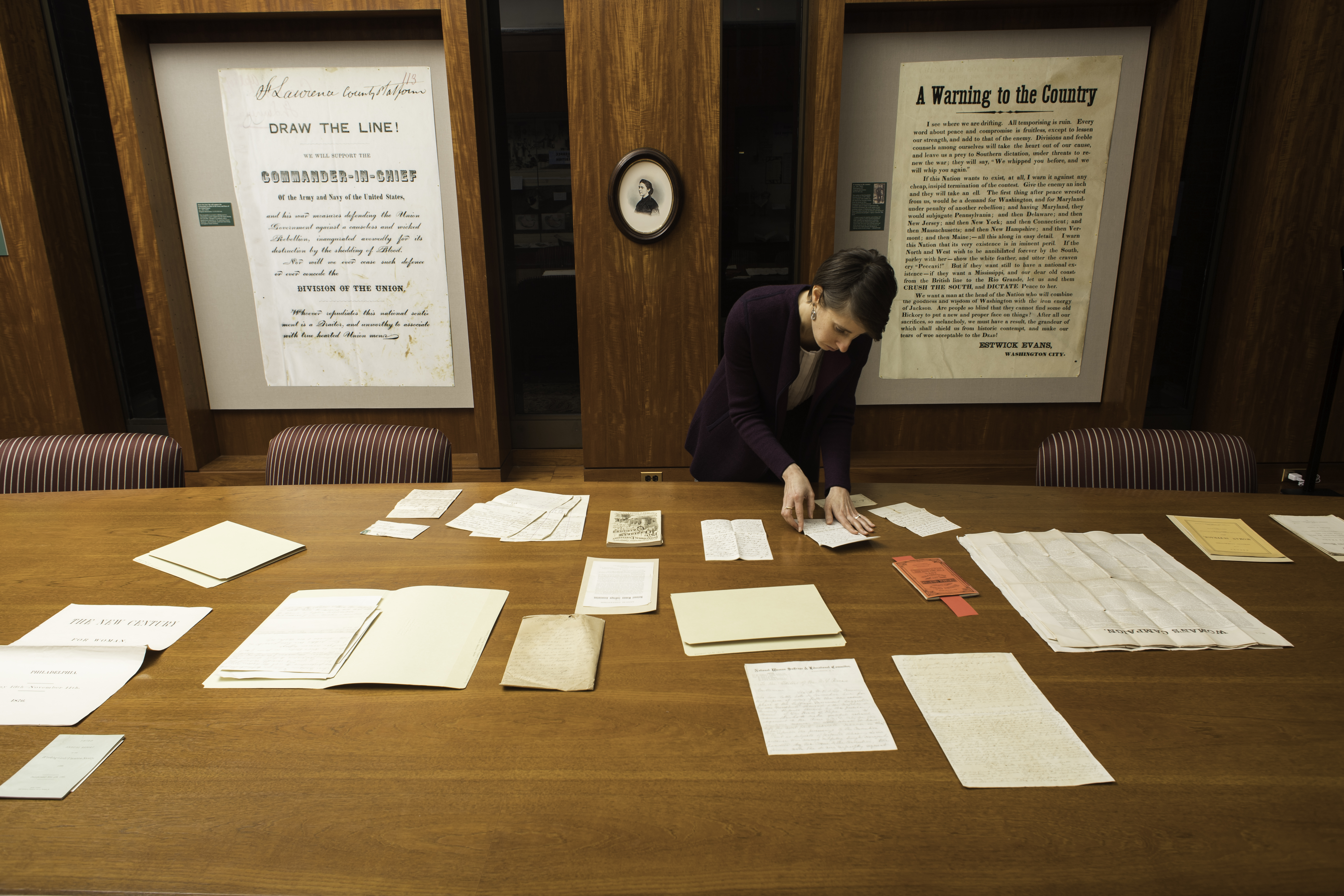 Long-Lost Letters from Suffrage Pioneers Discovered