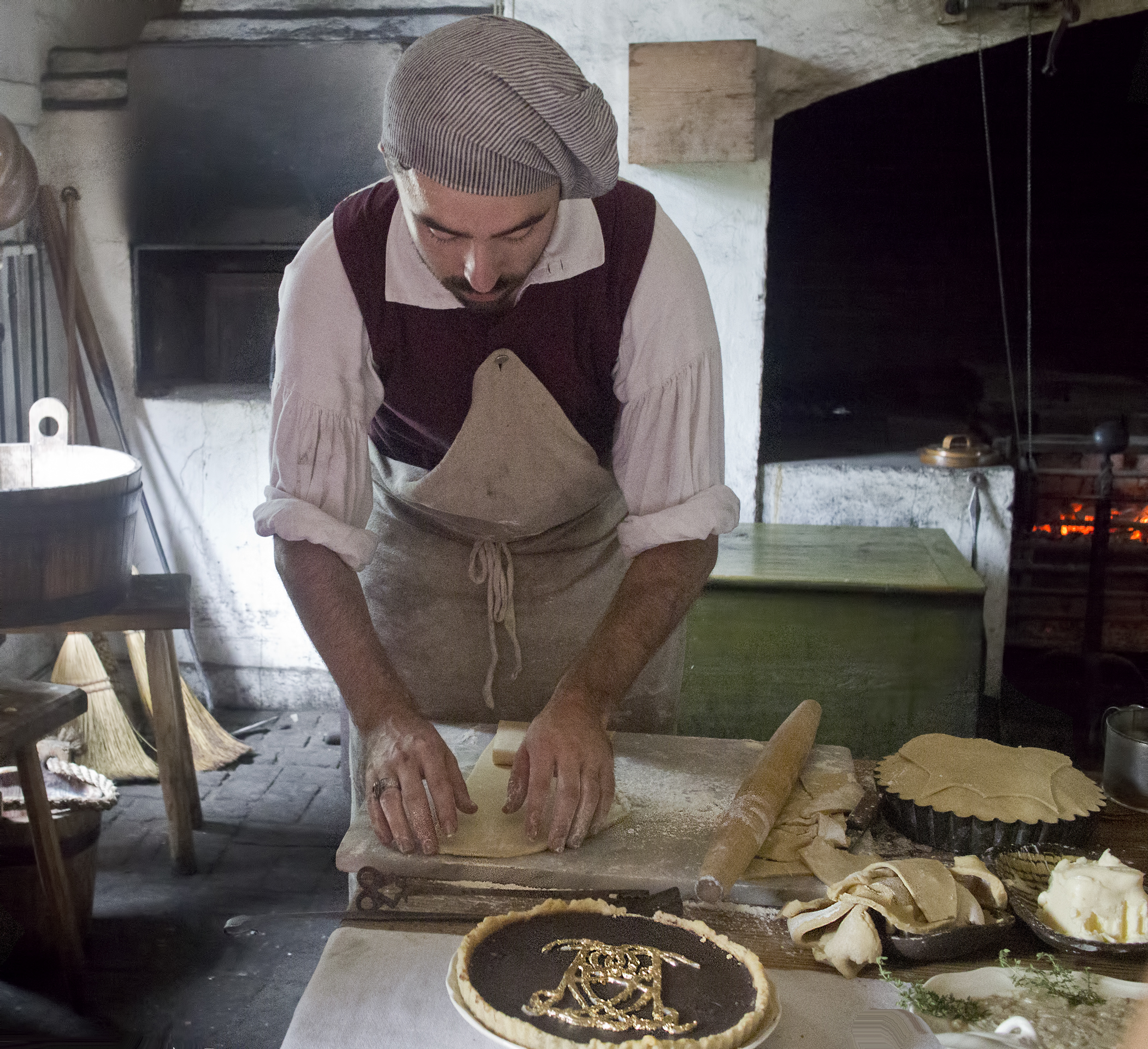 Want To Eat Like A Colonist Ask This Virginia Chef History