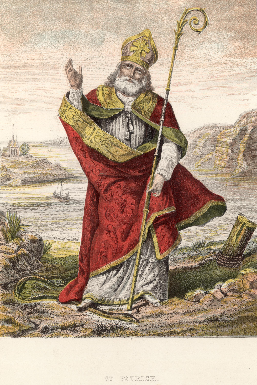 Was St. Patrick Actually Irish?