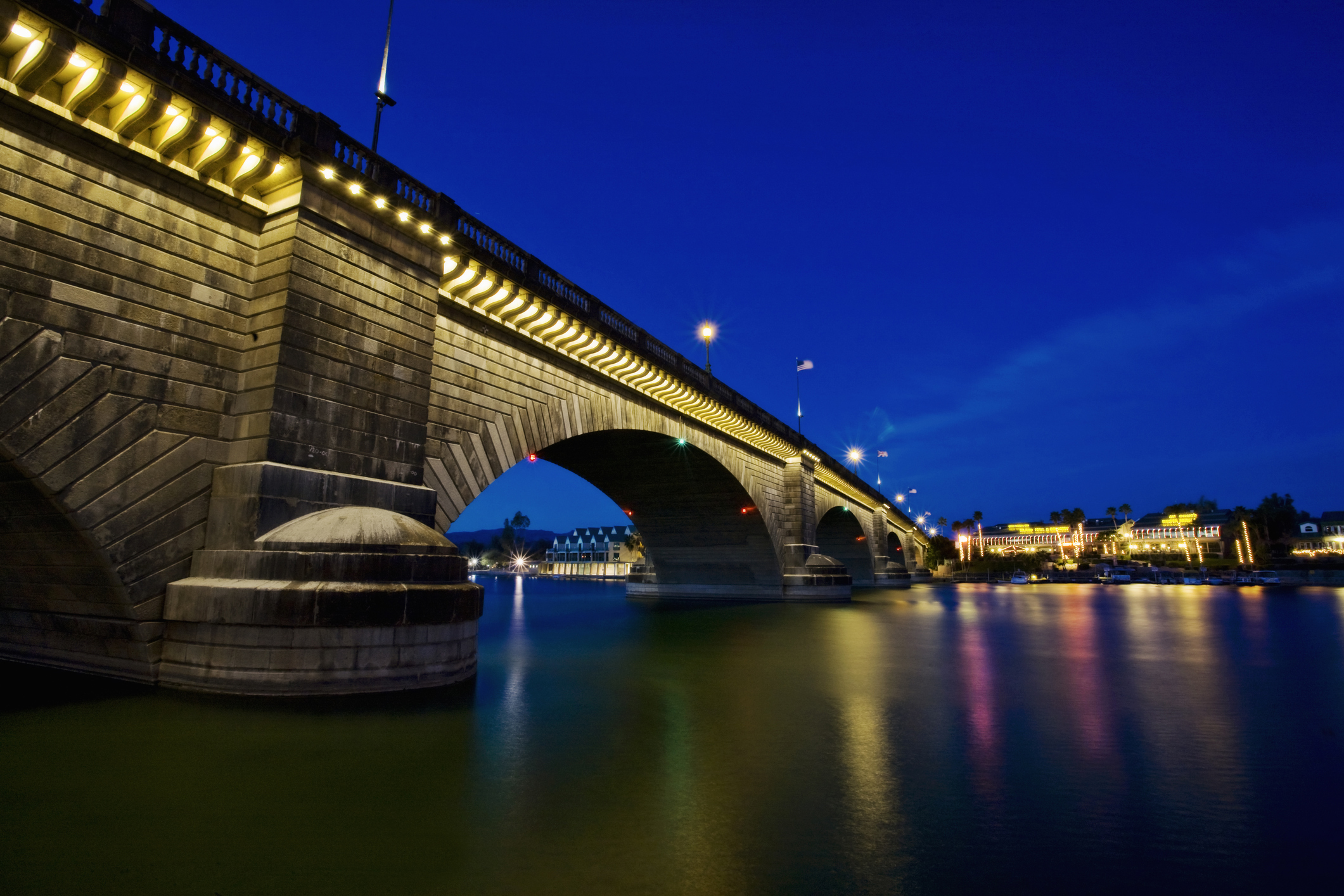 How London Bridge Ended Up In Arizona
