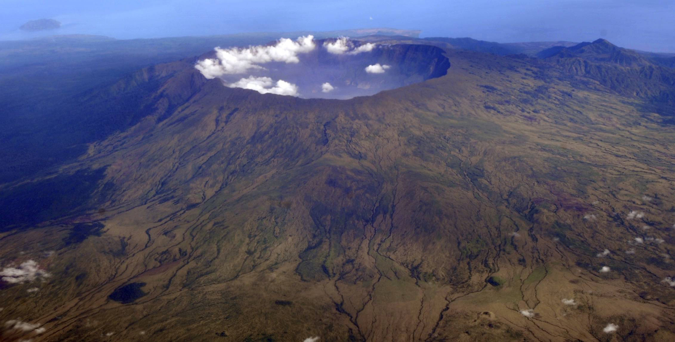 The Deadliest Volcanic Eruption in History