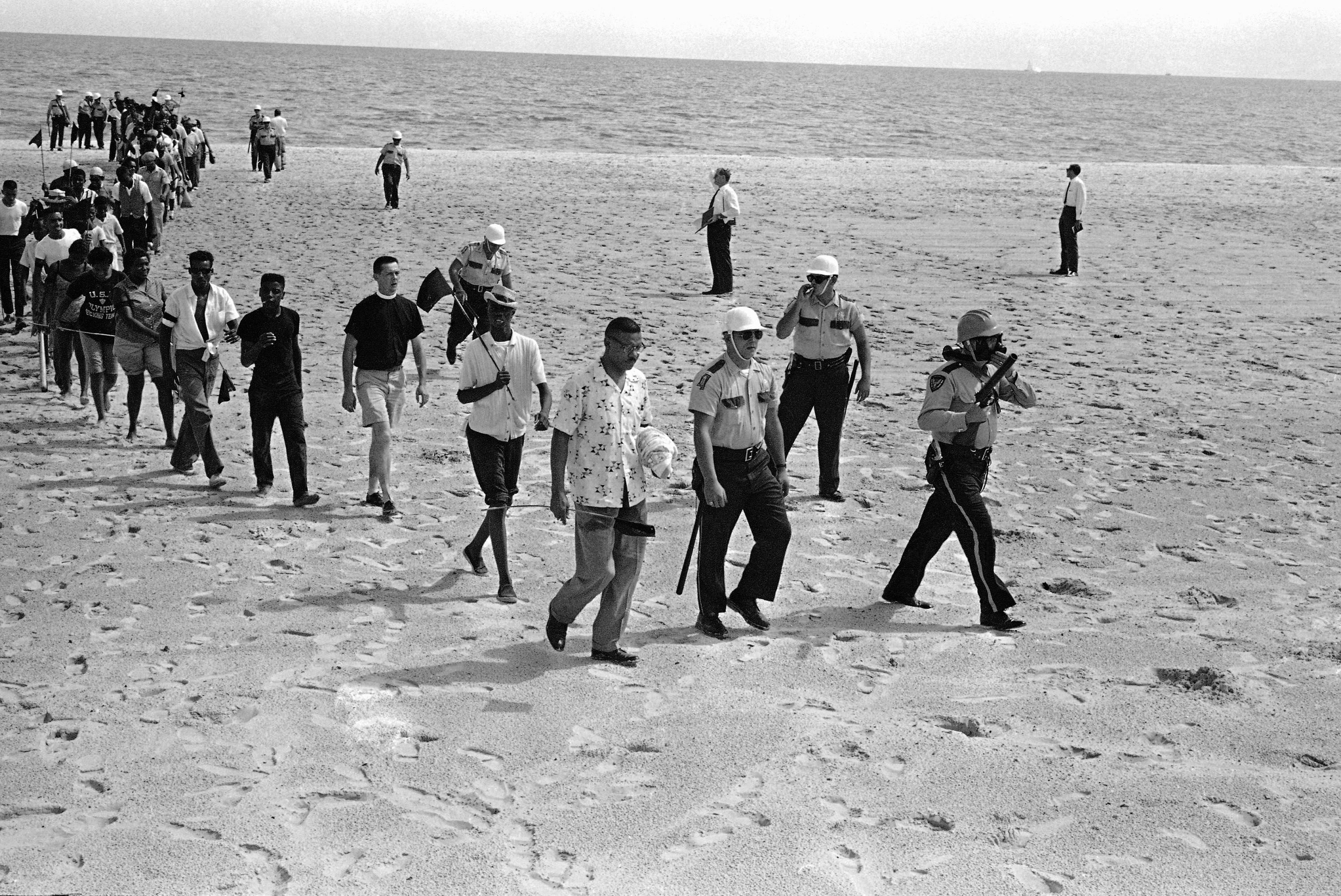 How Civil Rights Wade Ins Desegregated Southern Beaches History