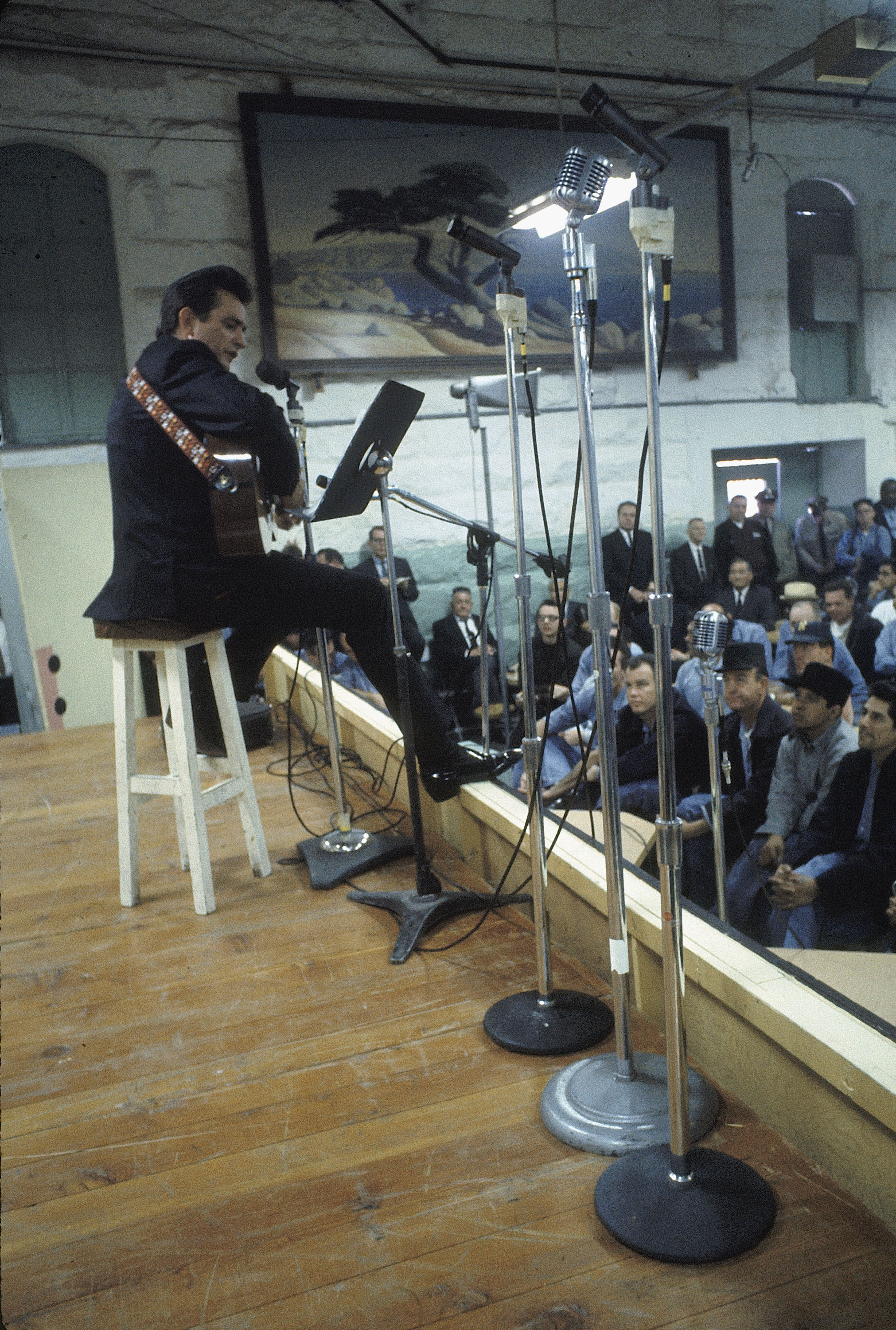 I Went With Johnny Cash to Folsom Prison