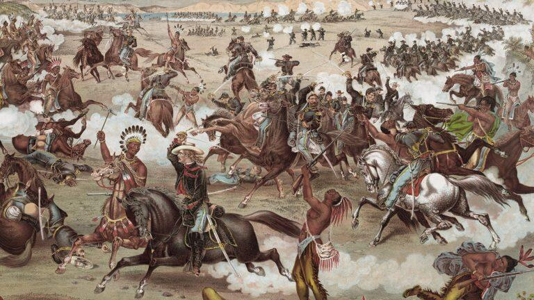 What Really Happened at the Battle of the Little Bighorn? Alt Image