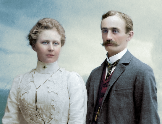 How Trump's Grandparents Became Reluctant Americans