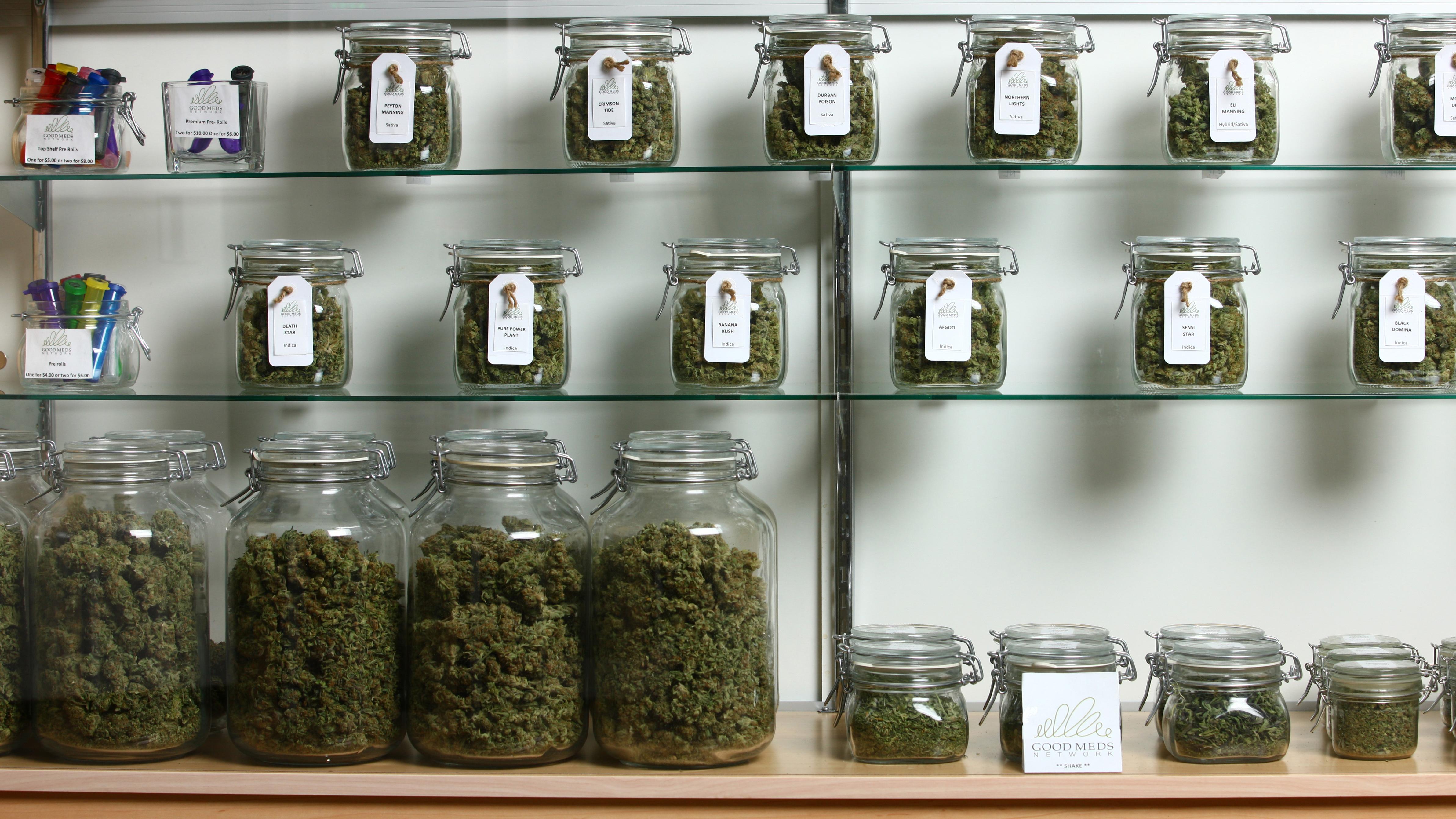 Why the U.S. Made Marijuana Illegal