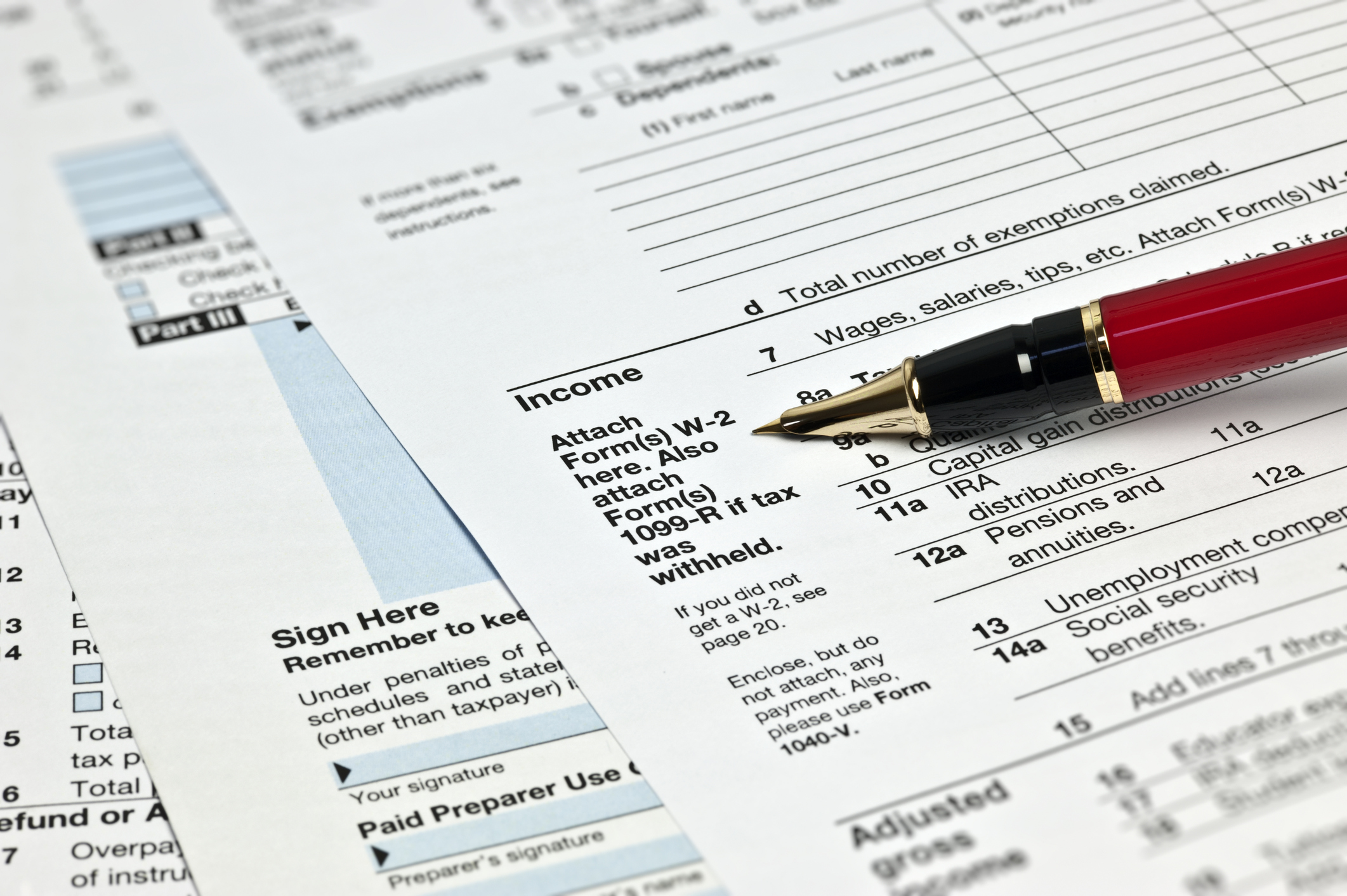 6 Times Presidential Tax Returns Made Us Go Hmmm… - HISTORY
