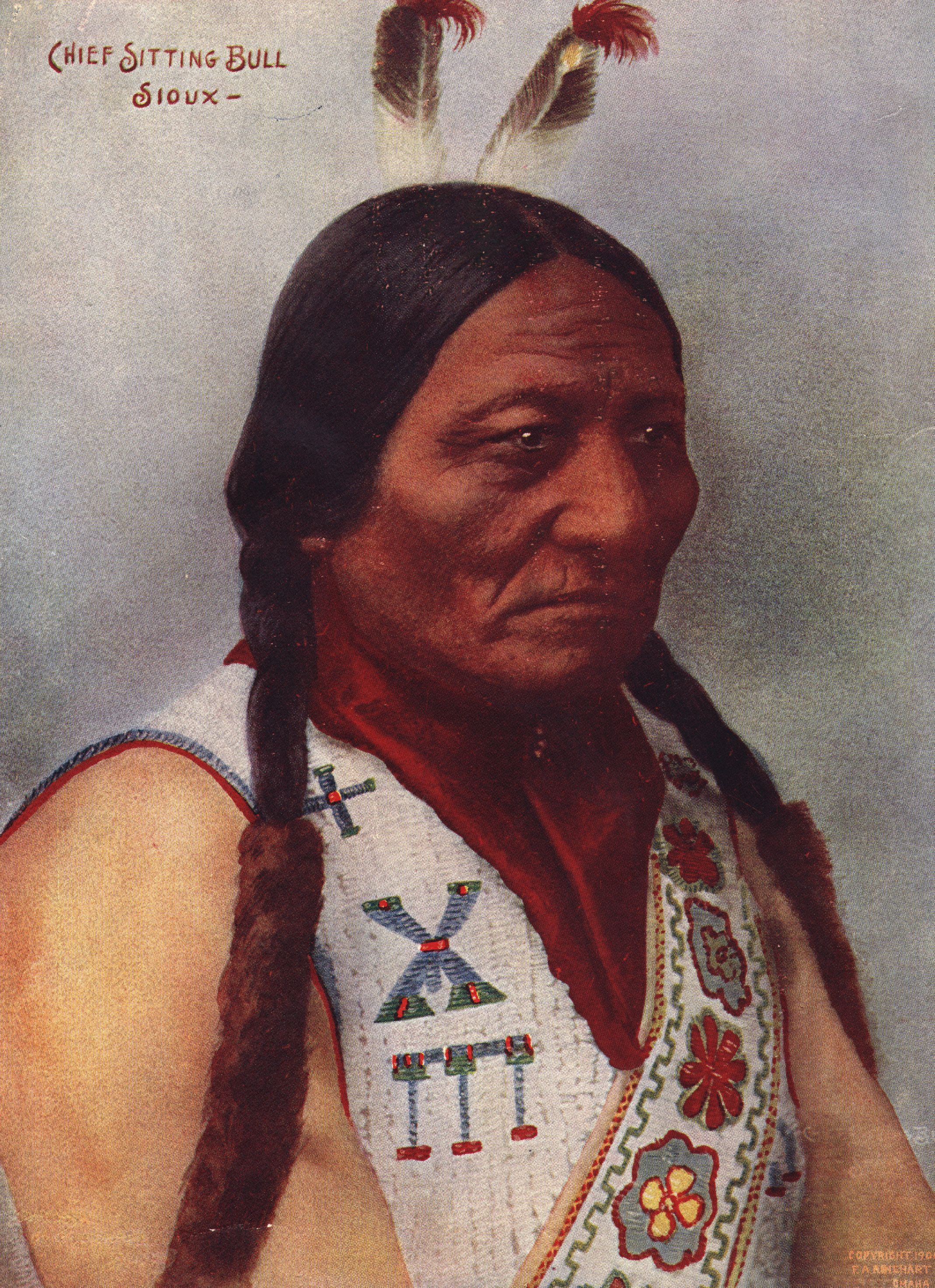 10 Things You May Not Know About Sitting Bull - HISTORY