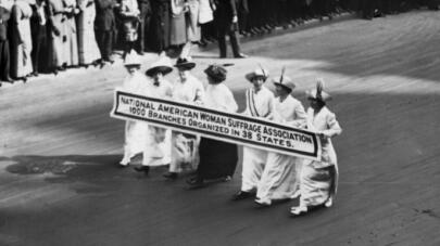 7 Things You Might Not Know About the Women's Suffrage Movement