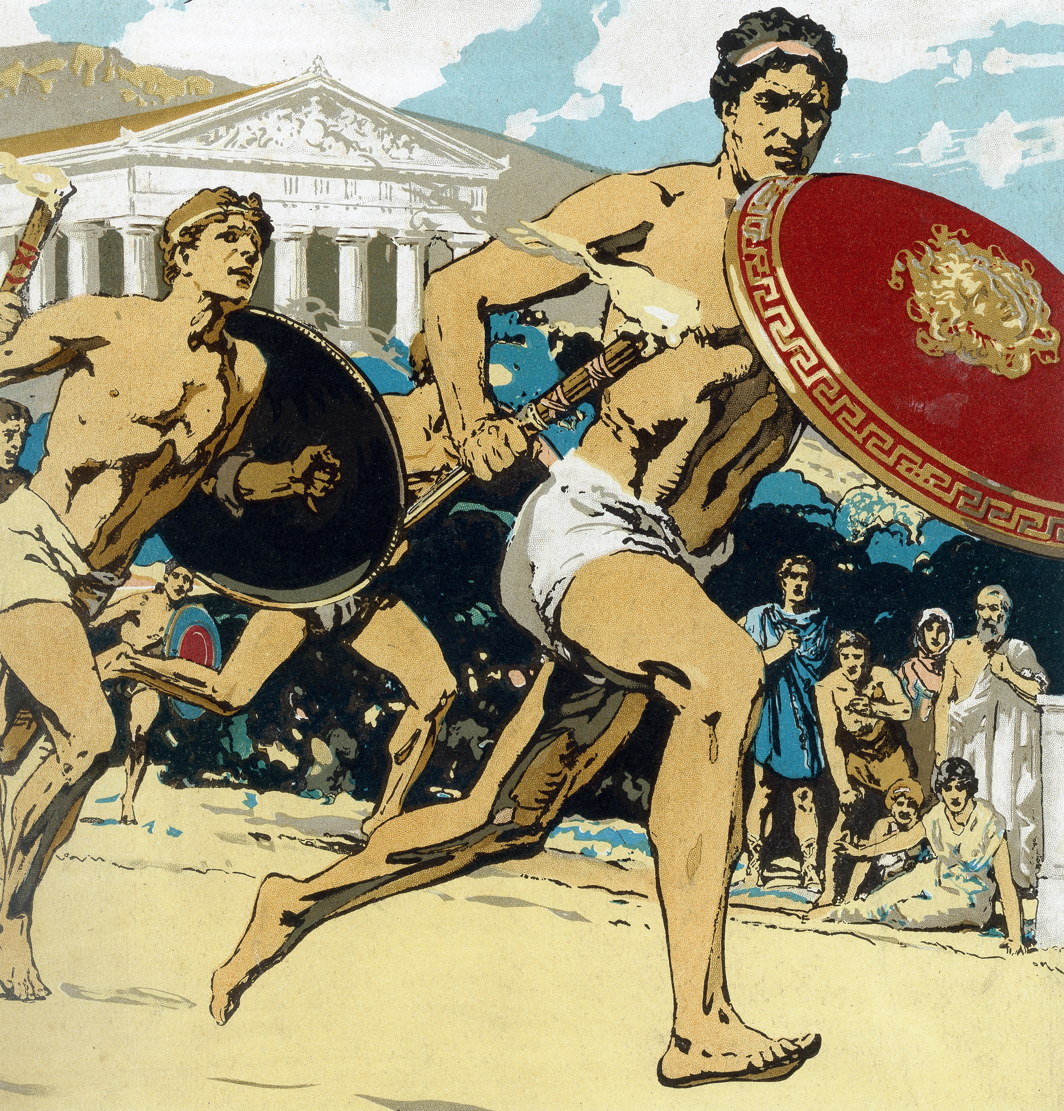 5 Myths About the Ancient Olympics - HISTORY