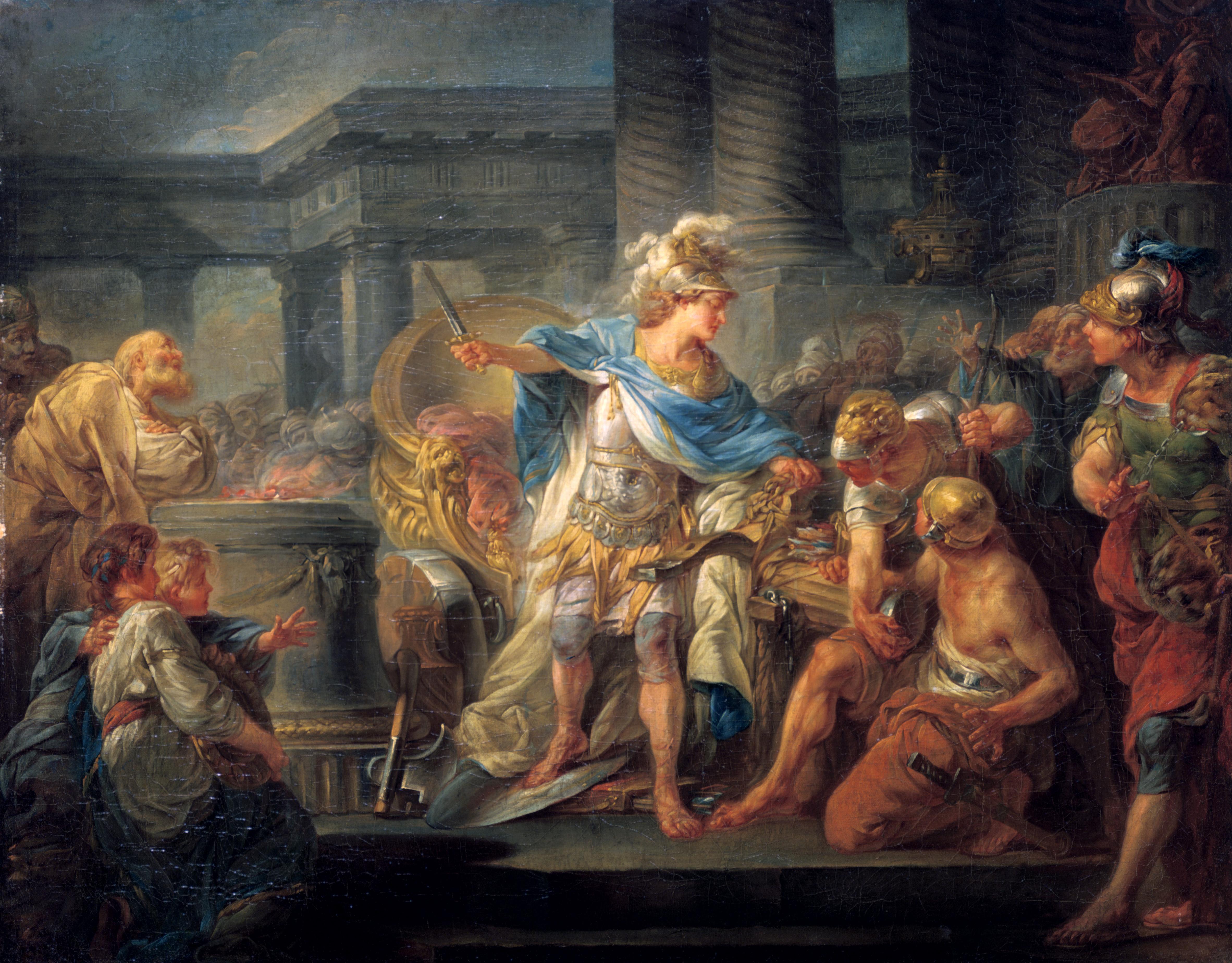 What was the Gordian Knot?