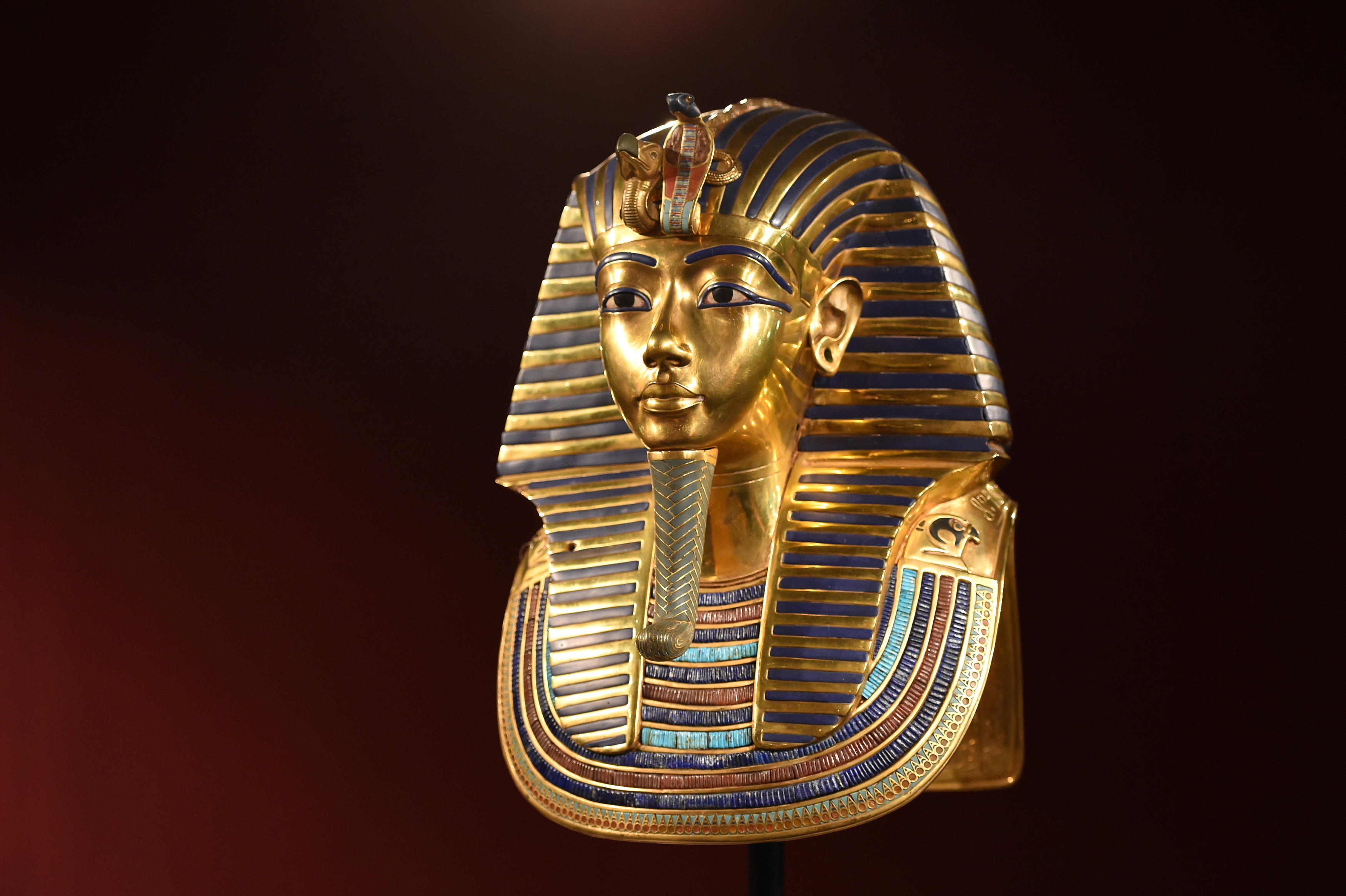 Radar Points to Secret Chamber in King Tut's Tomb