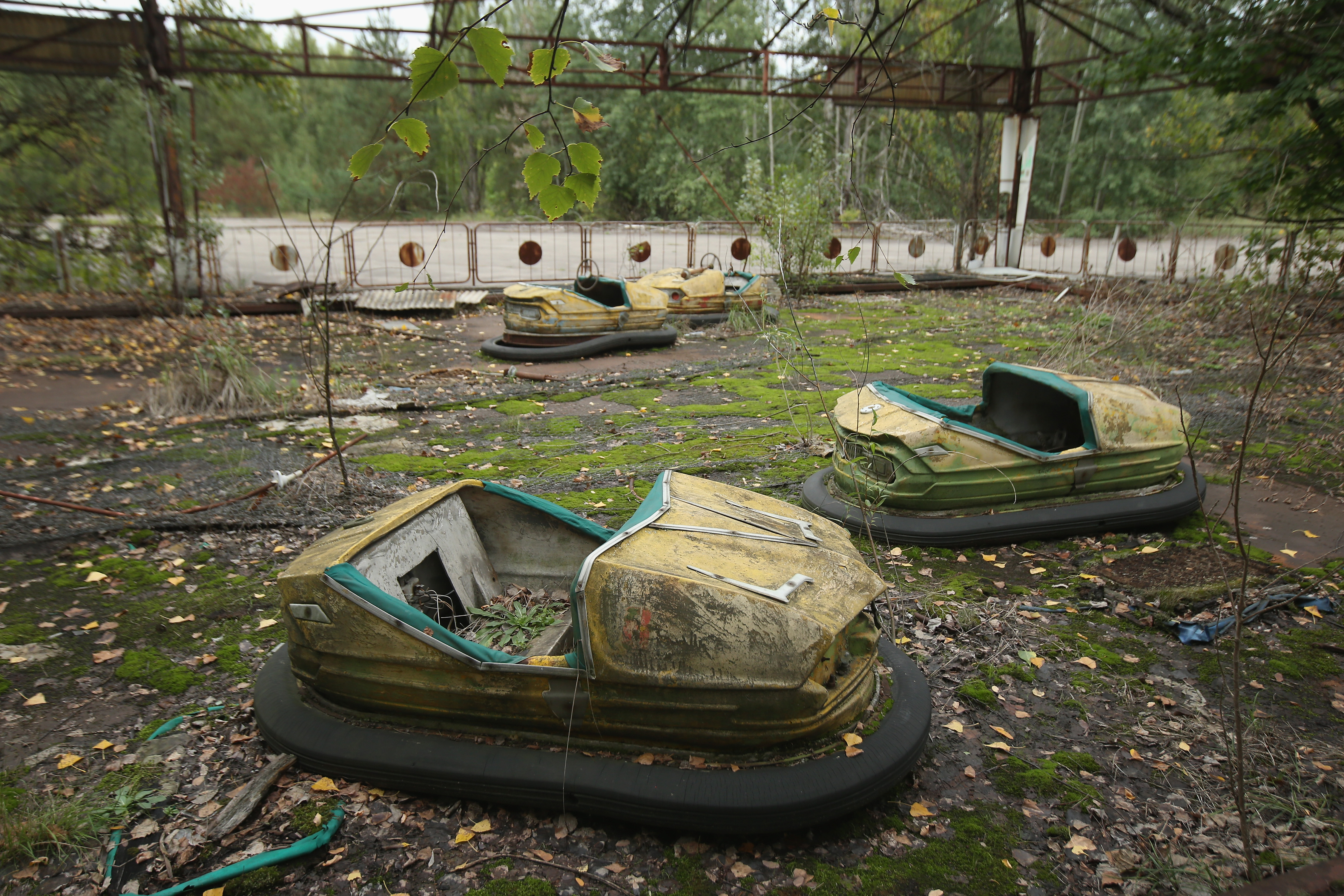 The Chernobyl Cover-Up: How Officials Botched Evacuating an Irradiated City