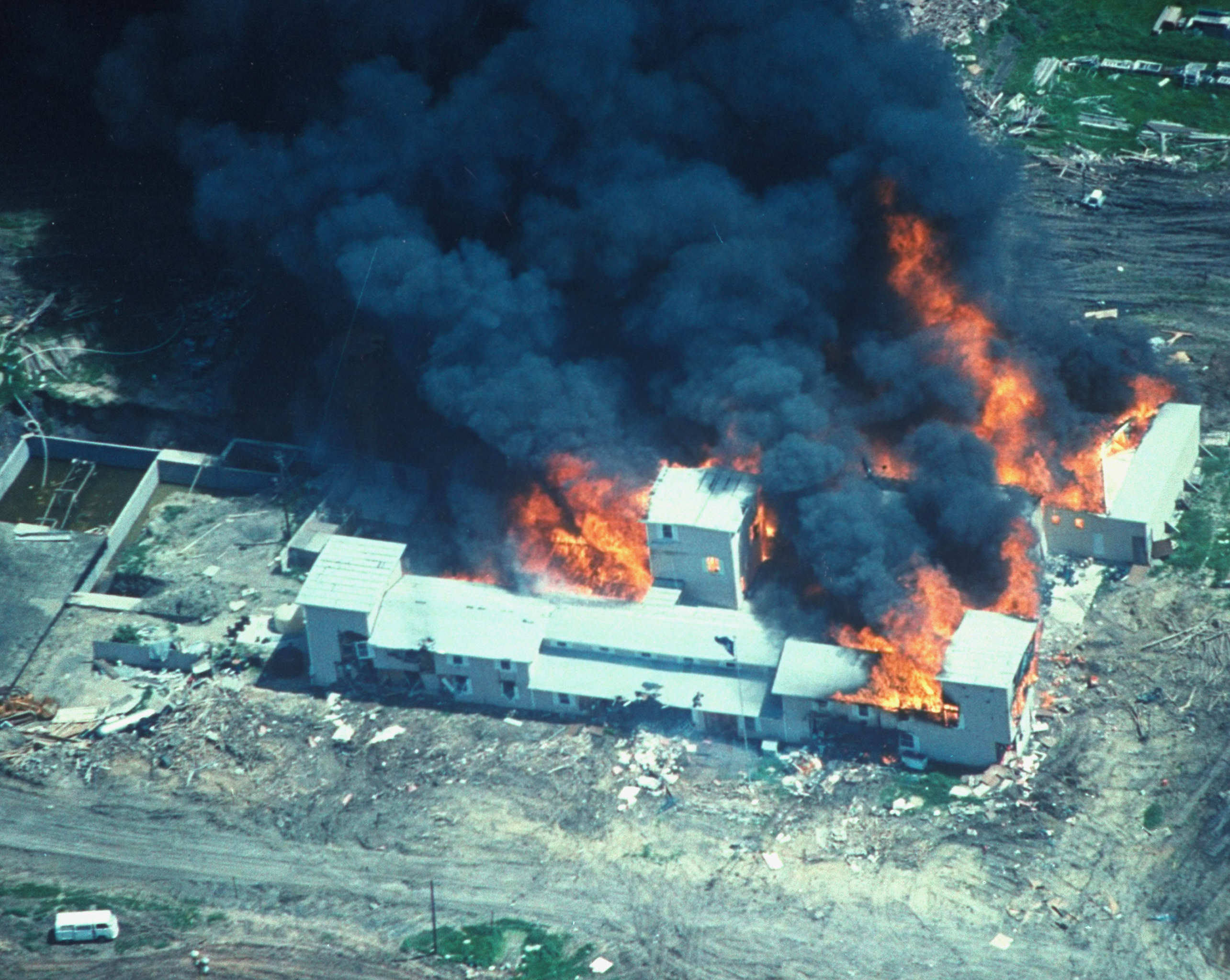 The Waco Siege: 6 Little-Known Facts