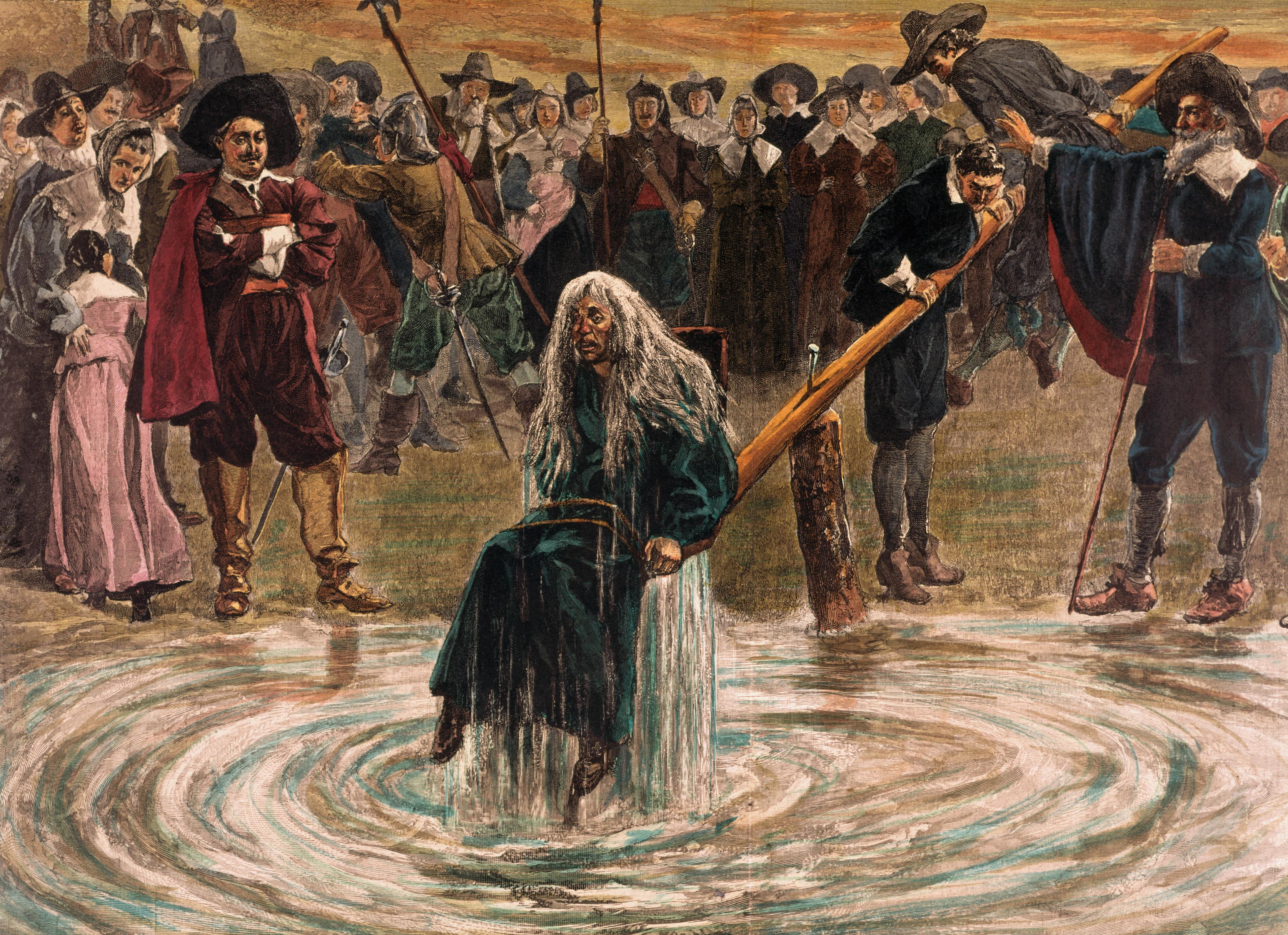 Beyond Salem: 6 Lesser-Known Witch Trials - HISTORY