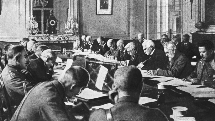 How the Treaty of Versailles and German Guilt Led to World War II