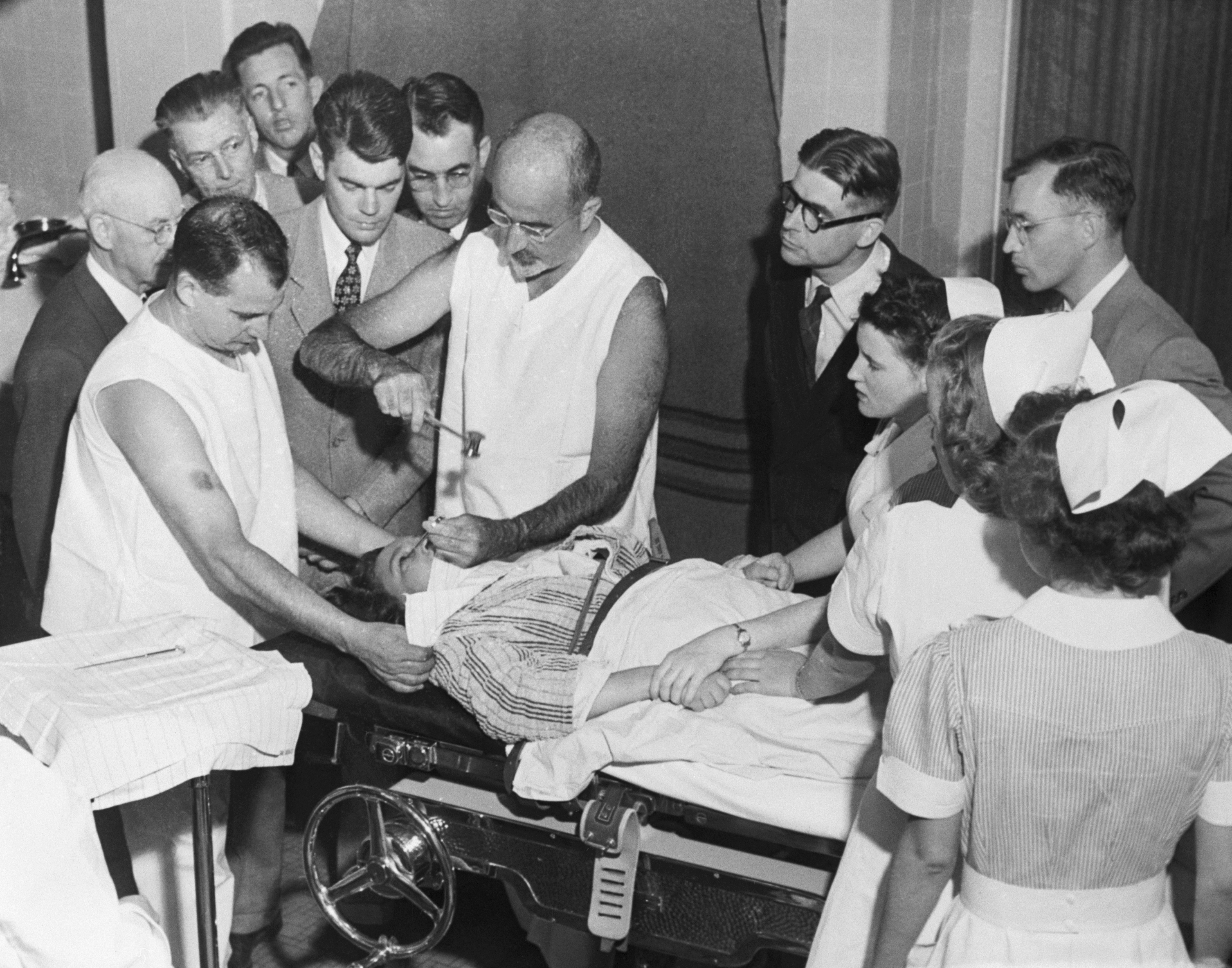 7 of the Most Outrageous Medical Treatments in History