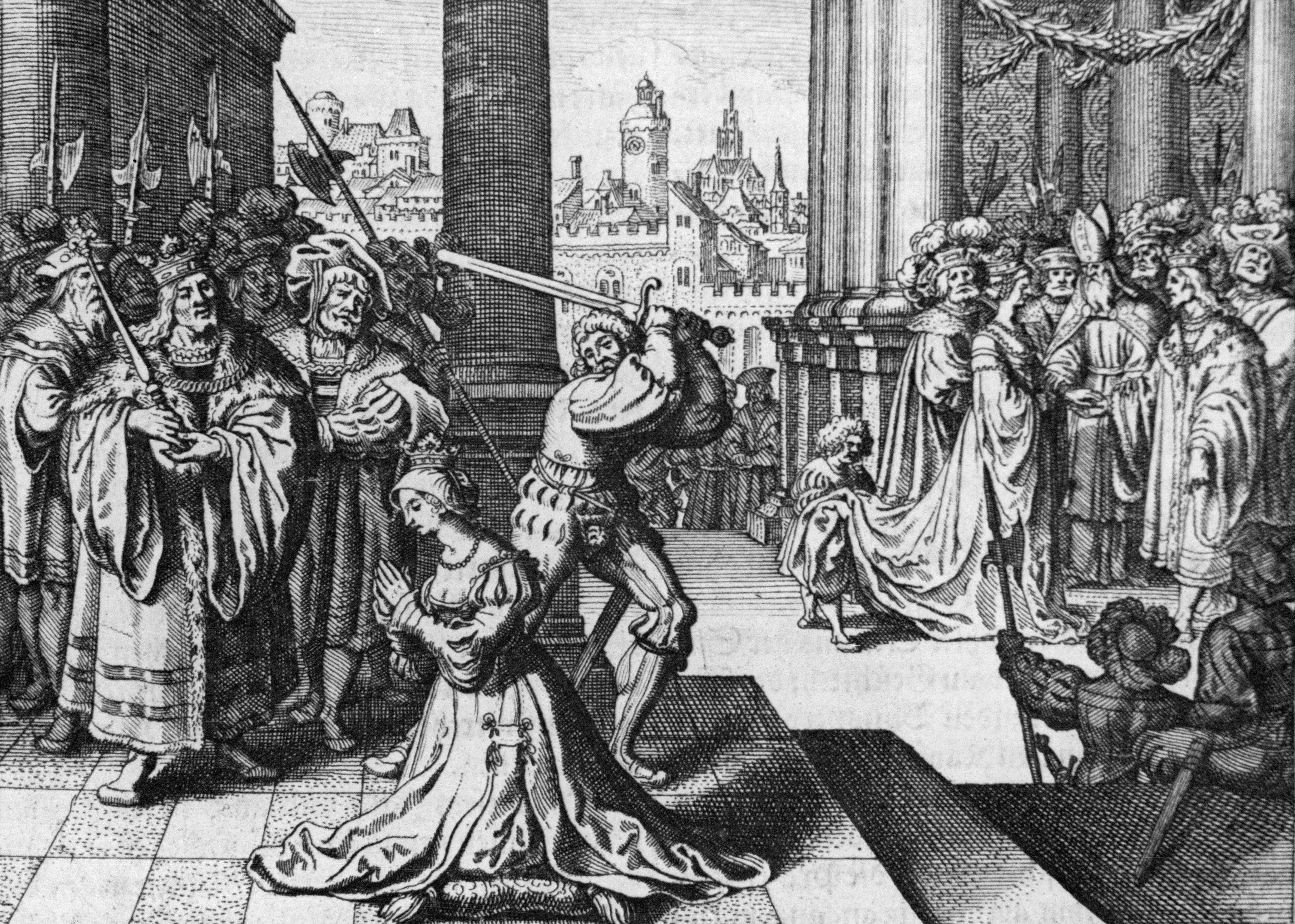 How Anne Boleyn Lost Her Head