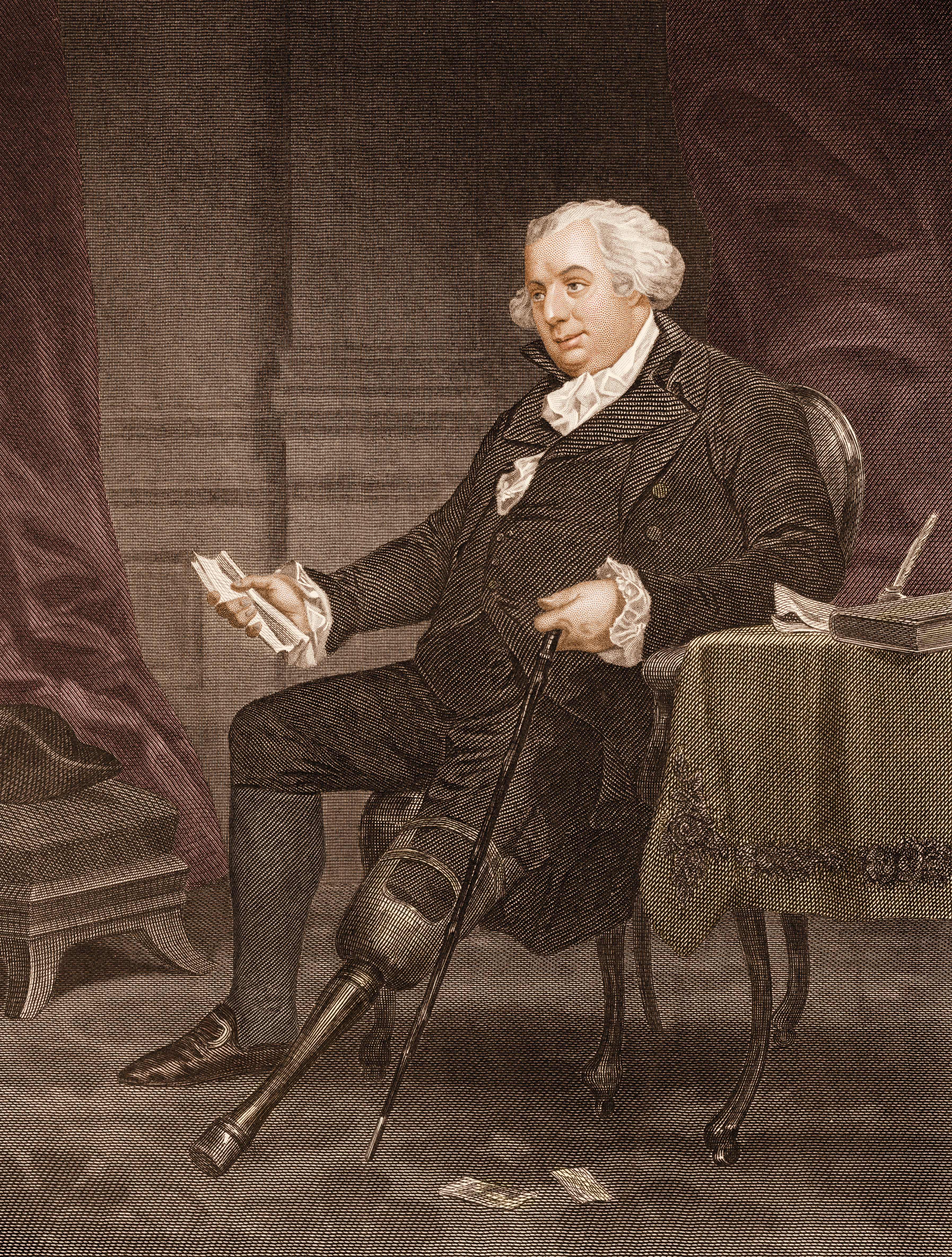 10 Reasons Why Gouverneur Morris Was the Oddest Founding Father
