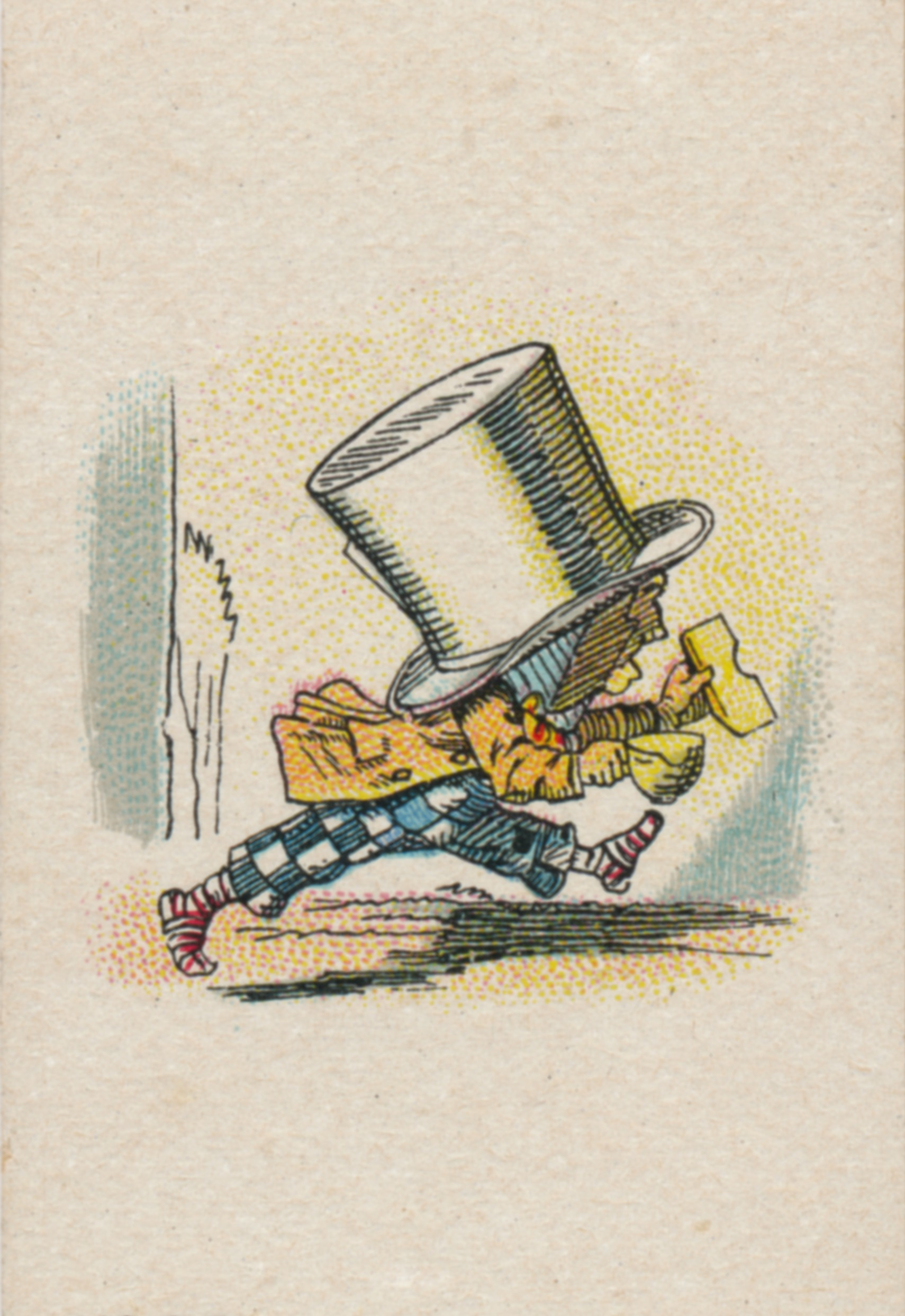 "Where did the phrase ""mad as a hatter"" come from?"