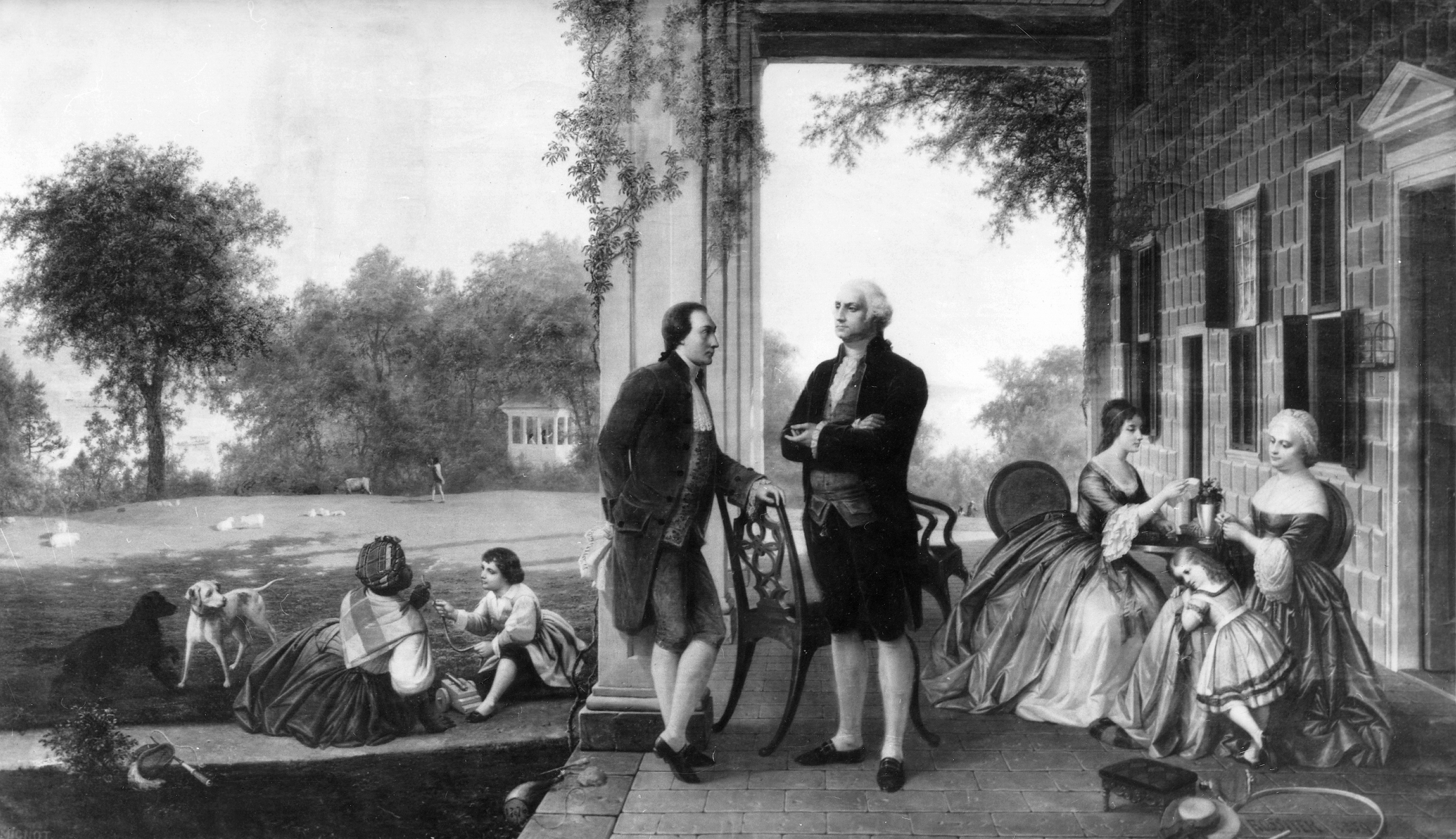 One of America's First Travel Trends Was Dining at George Washington's Home