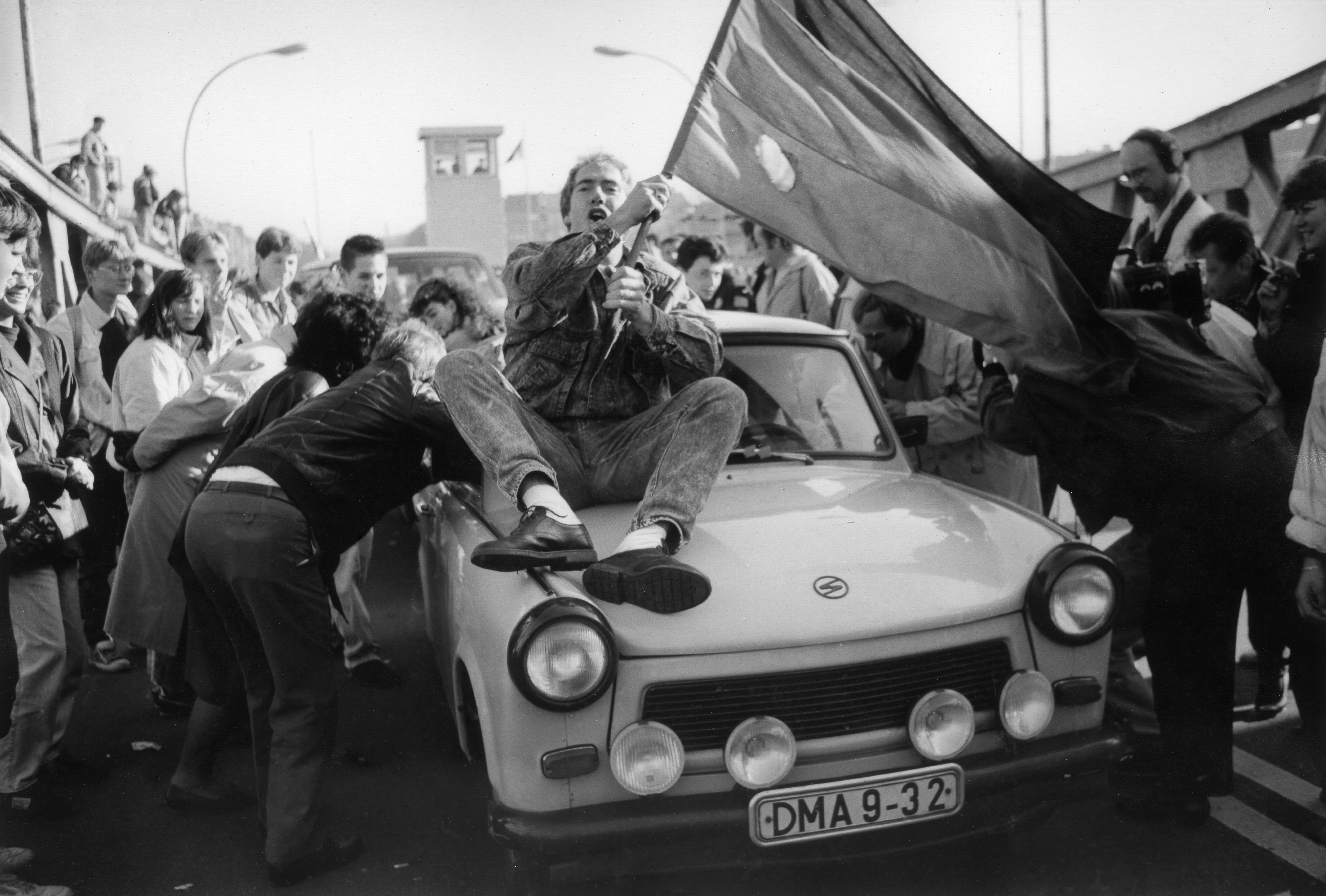 The Surprising Human Factors Behind the Fall of the Berlin Wall