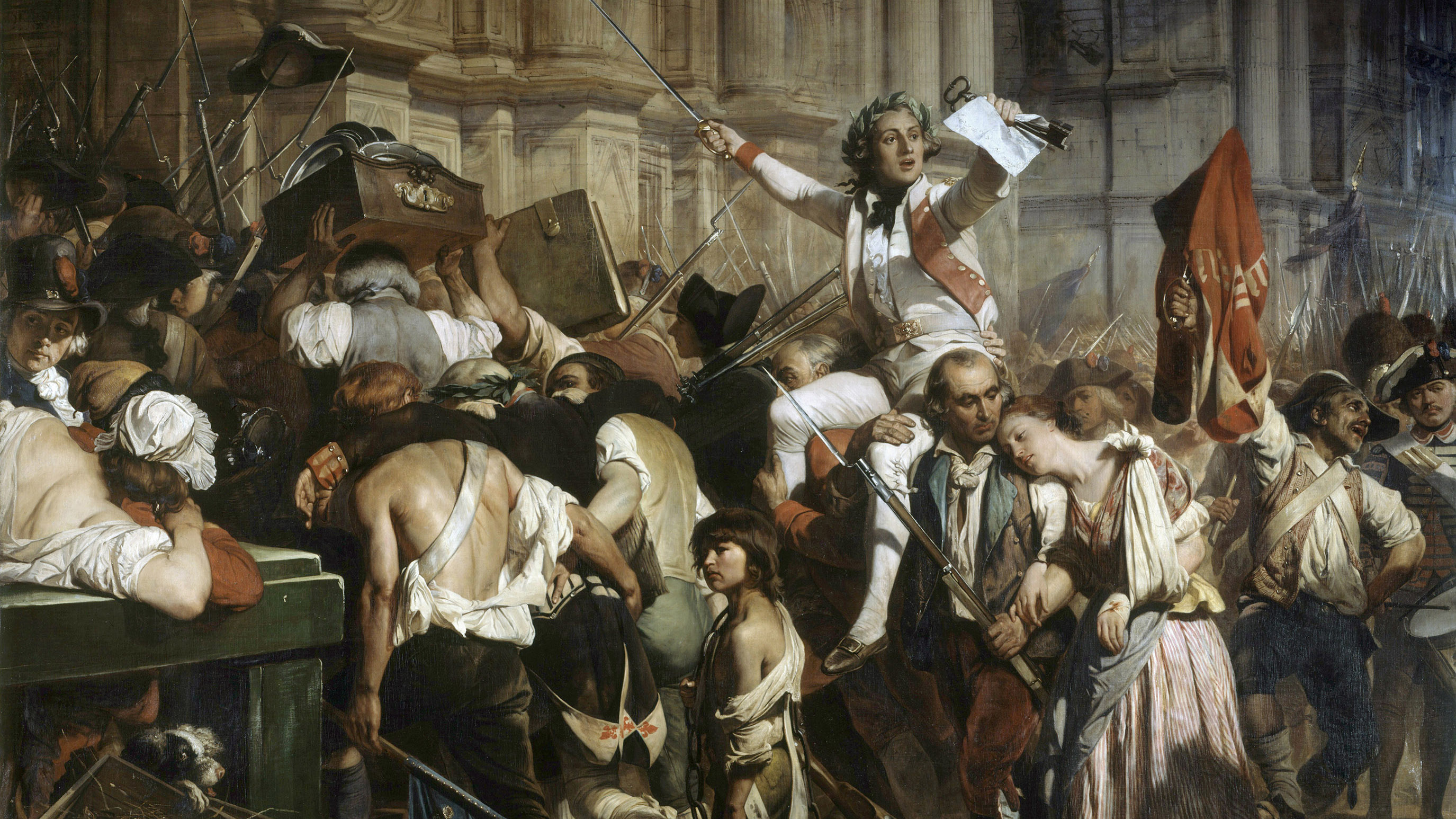 The French Revolution Was Plotted on a Tennis Court