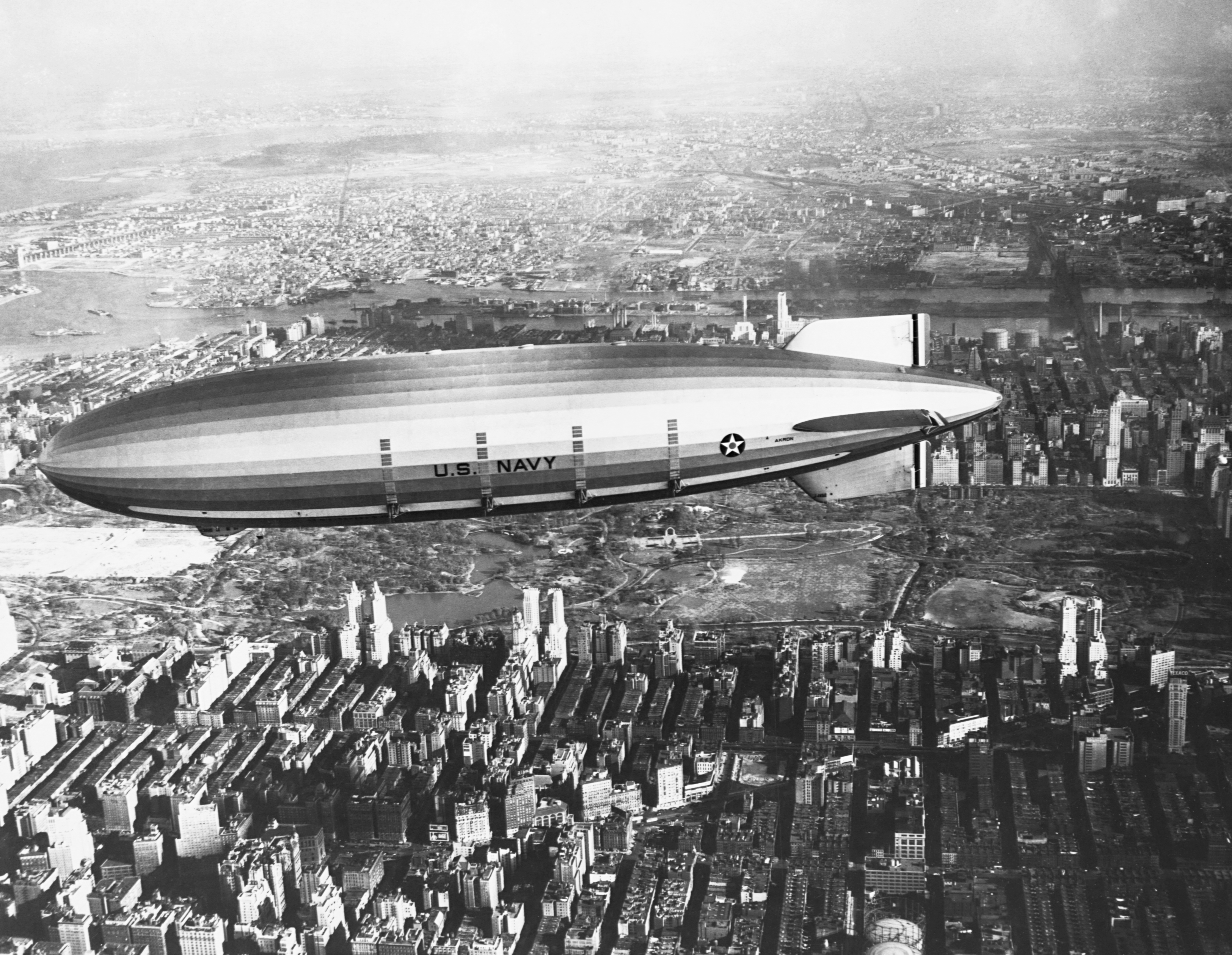 How a Navy Dirigible Became the World's Deadliest Airship