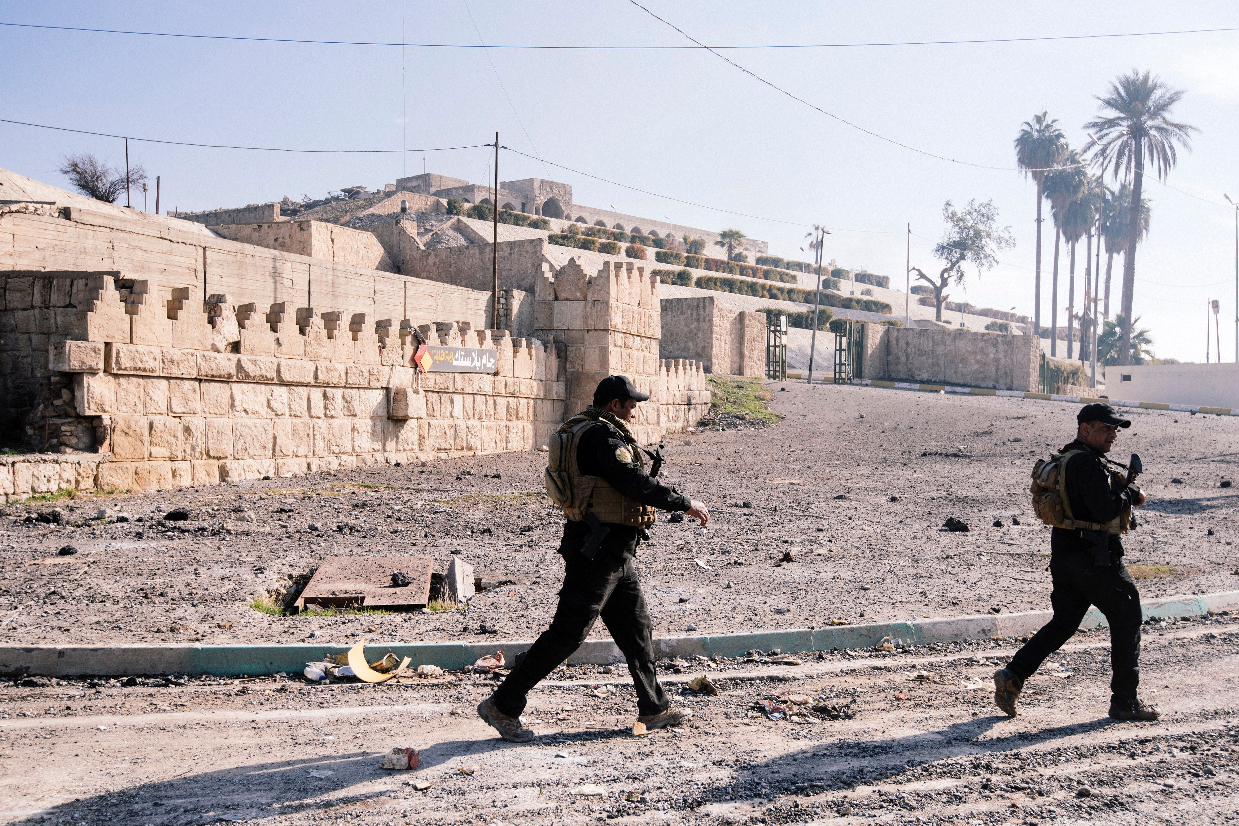 In Mosul, Archaeologists Find Hidden Palace Under Shrine Destroyed by ISIS