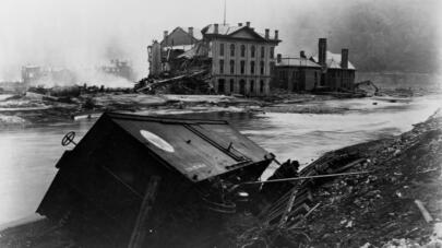 How America's Most Powerful Men Caused America's Deadliest Flood
