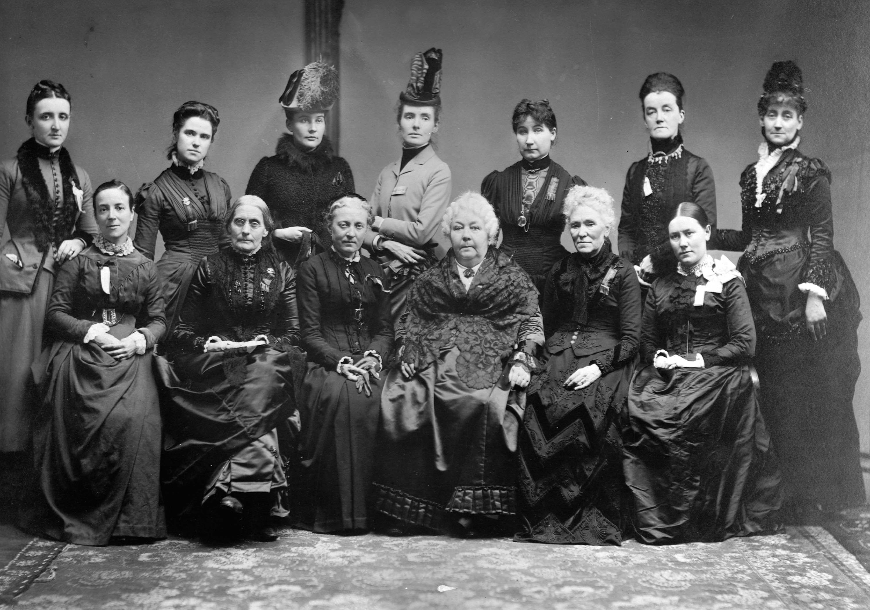 Early Women's Rights Activists Wanted Much More than Suffrage