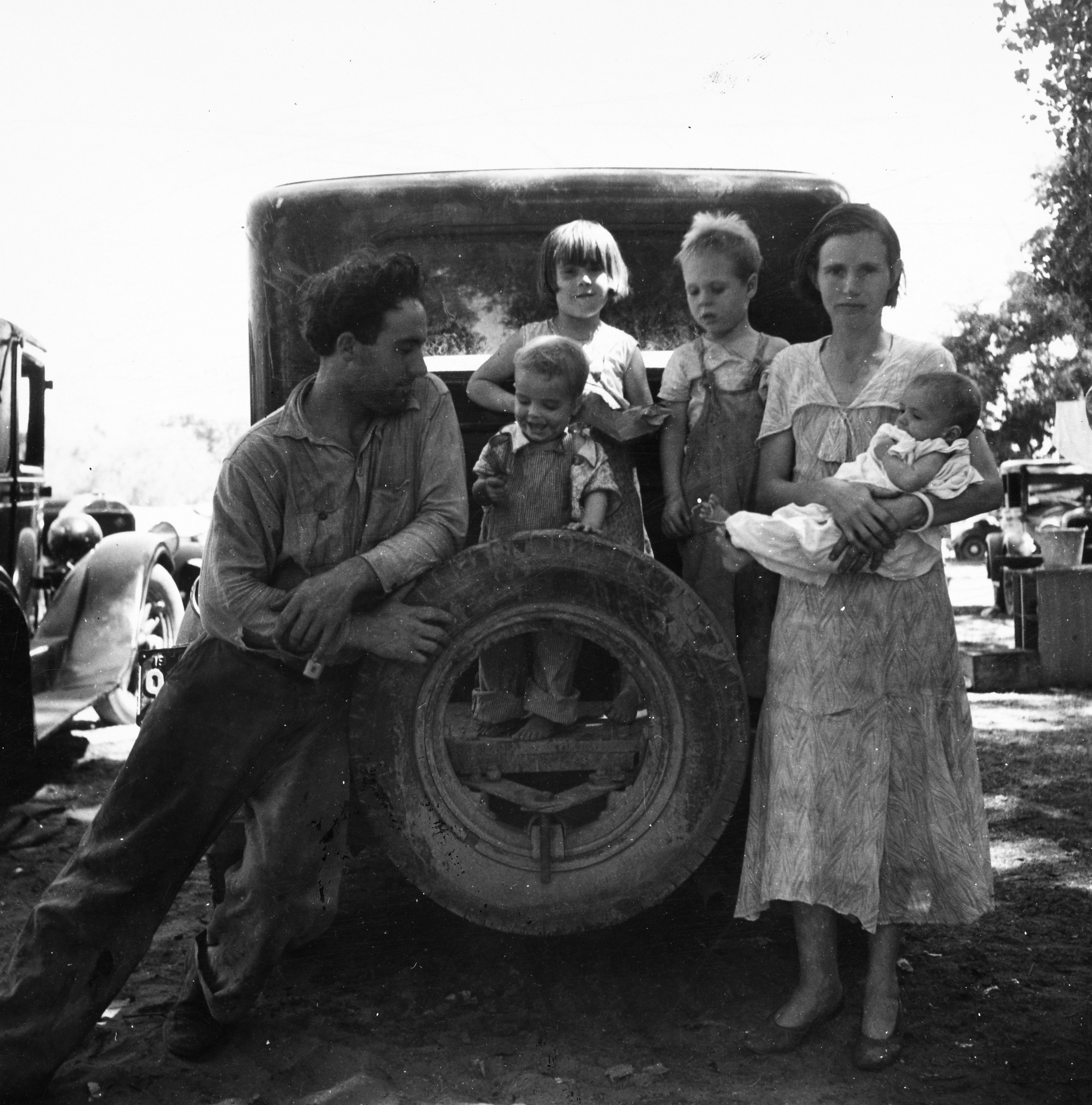 Life For The Average Family During The Great Depression History