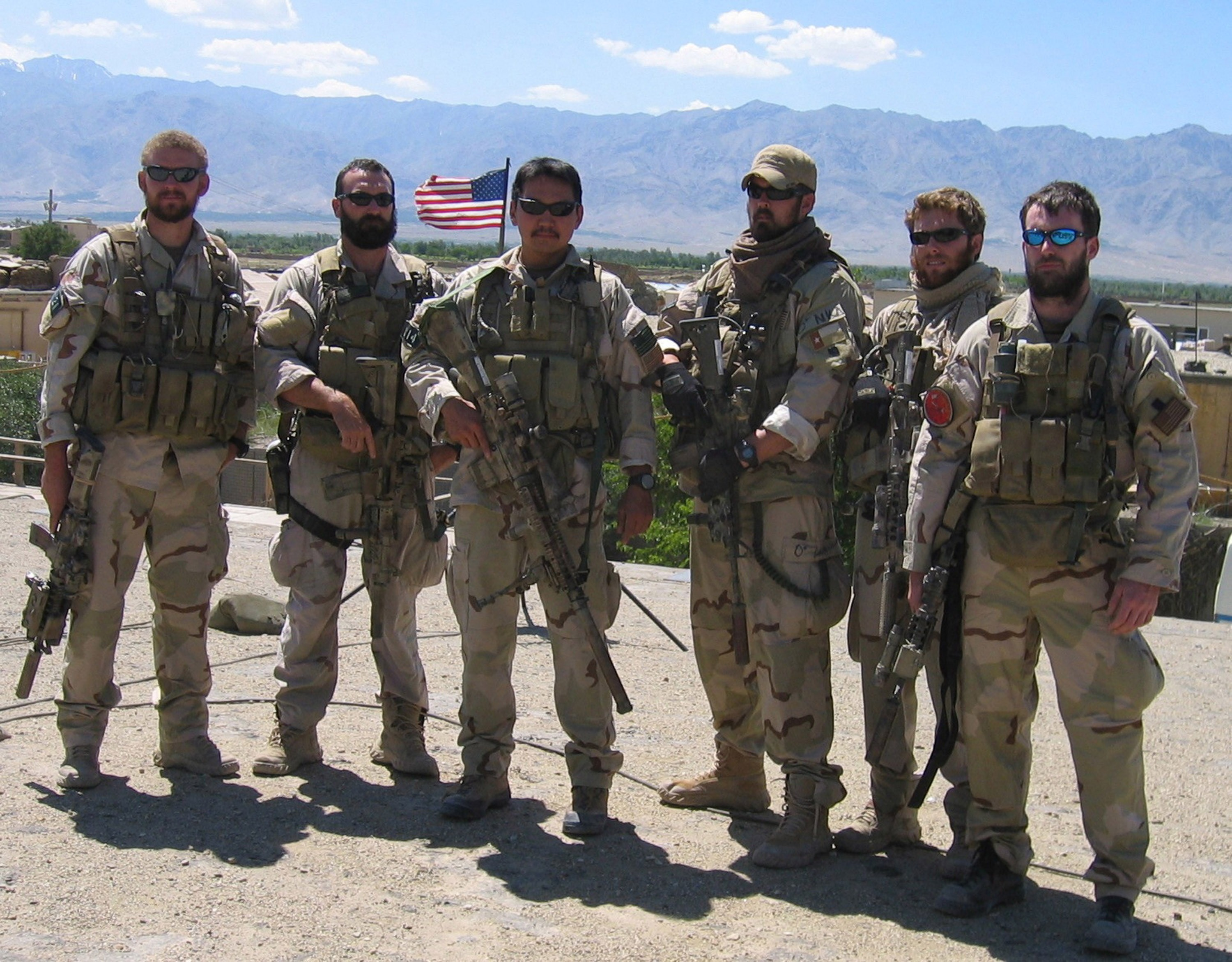 """The Real-Life Story Behind """"Lone Survivor"""""""