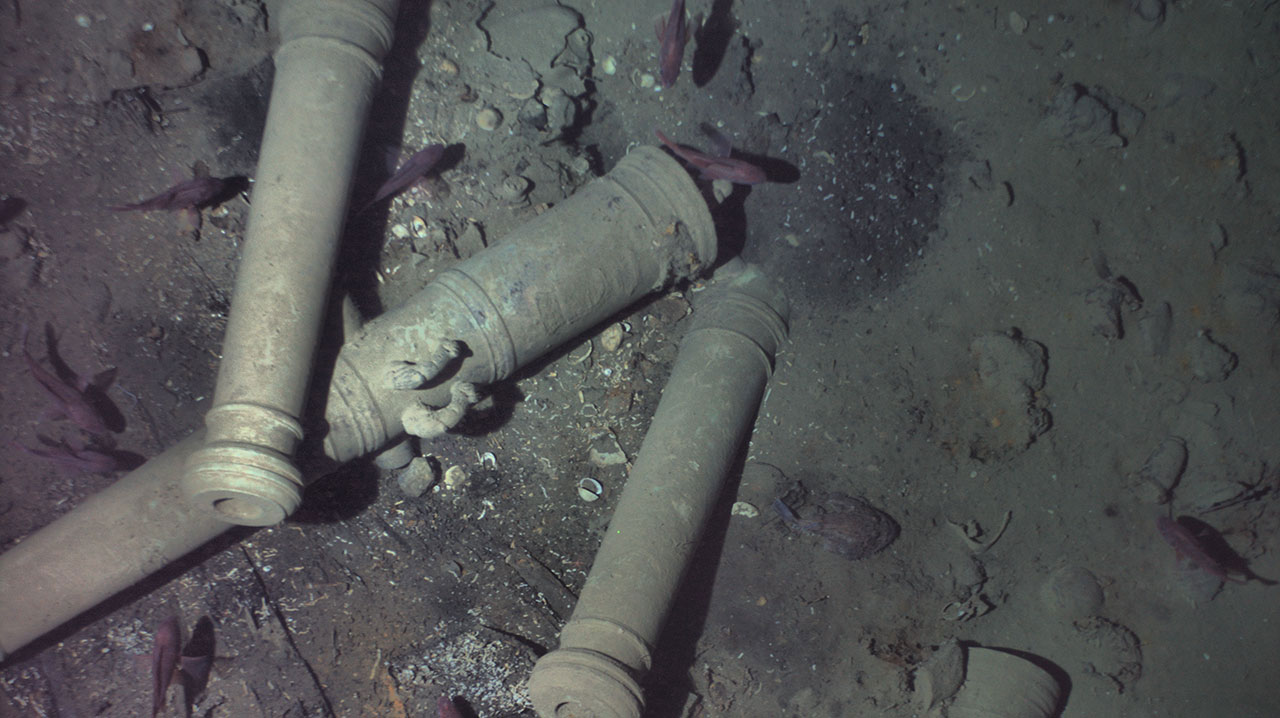 Shipwreck With $17 Billion of Sunken Treasure ID'd in the Caribbean