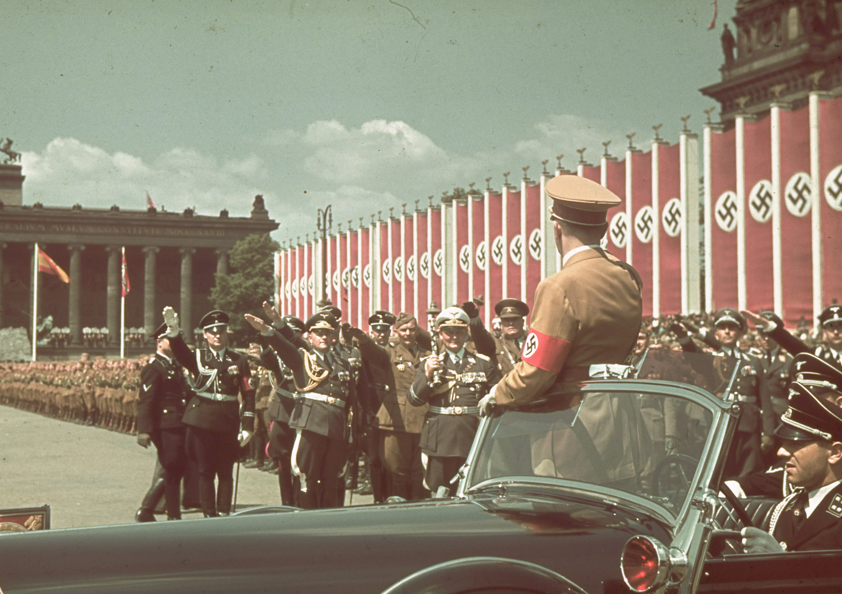 Inside the Drug Use That Fueled Nazi Germany - HISTORY