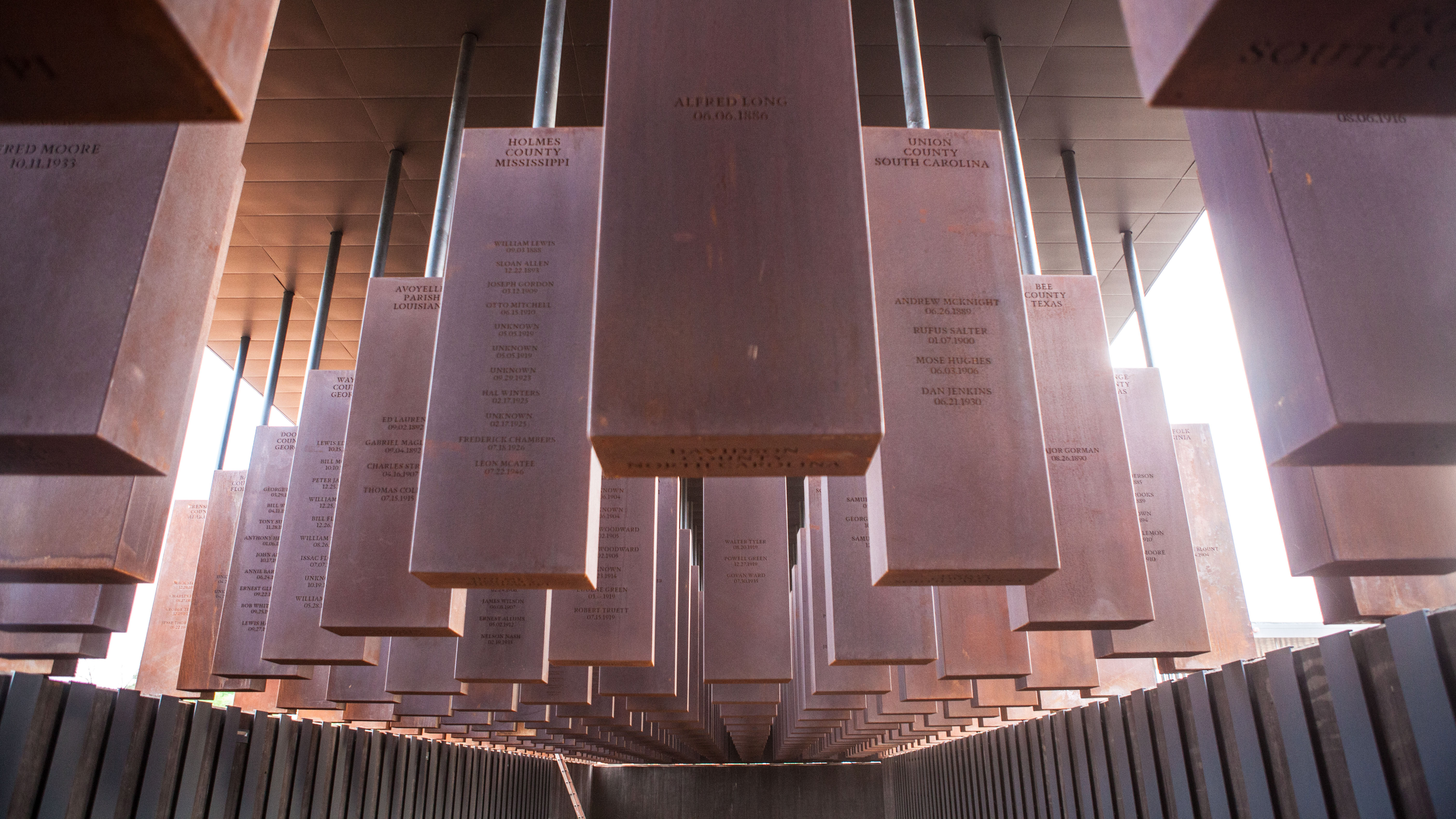 See America's First Memorial to its 4,400 Lynching Victims