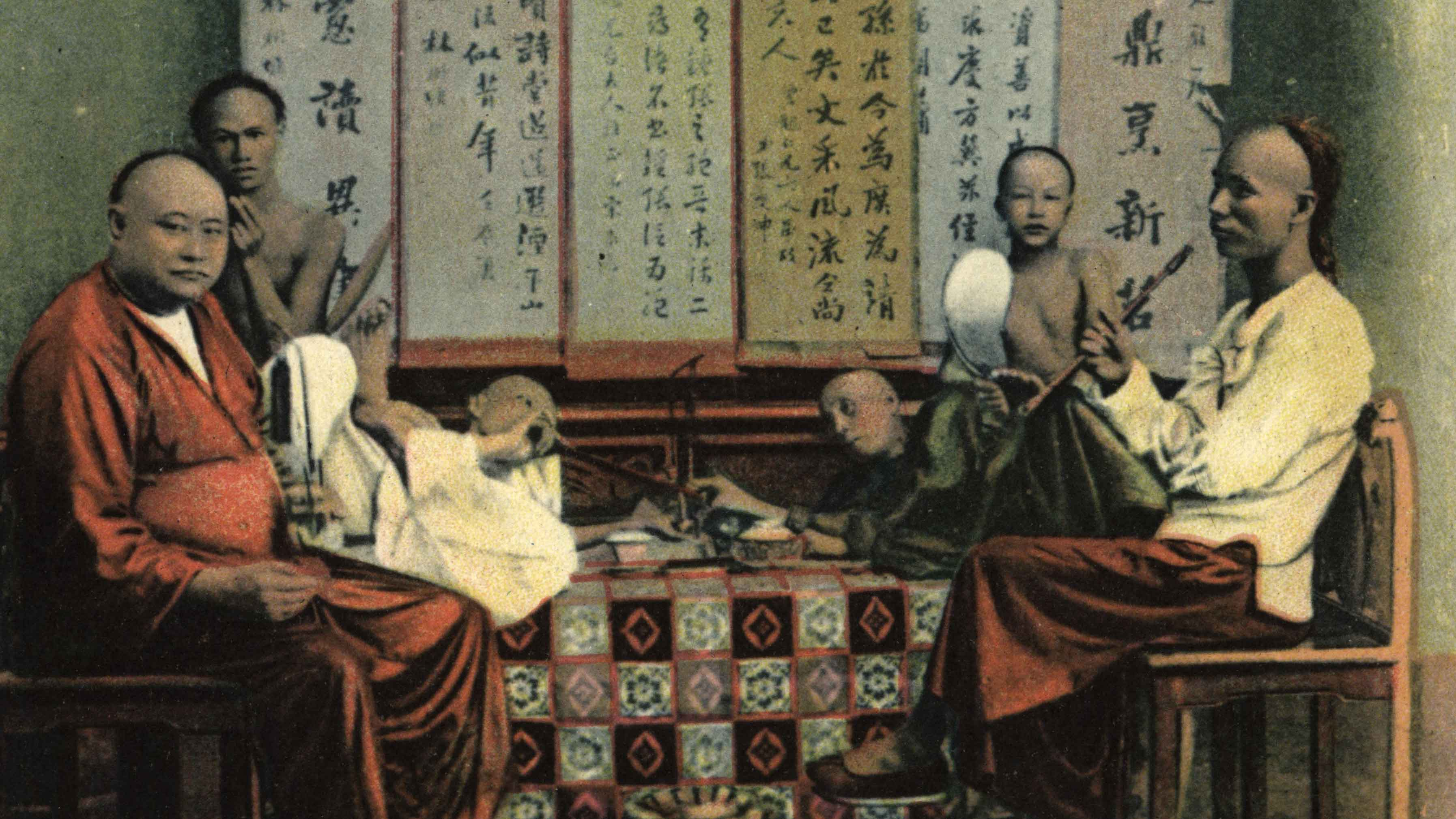 America's First Multimillionaire Got Rich Smuggling Opium