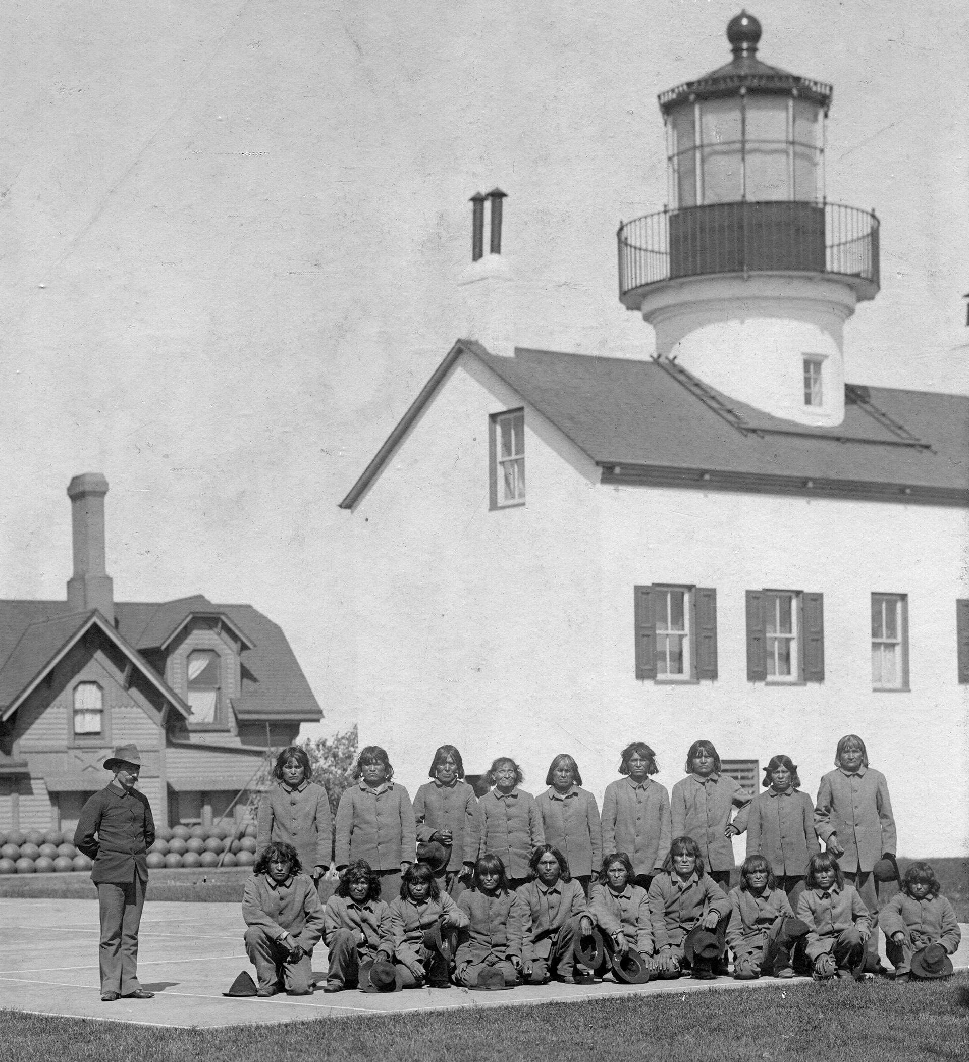 Alcatraz Had Some Surprising Prisoners: Hopi Men
