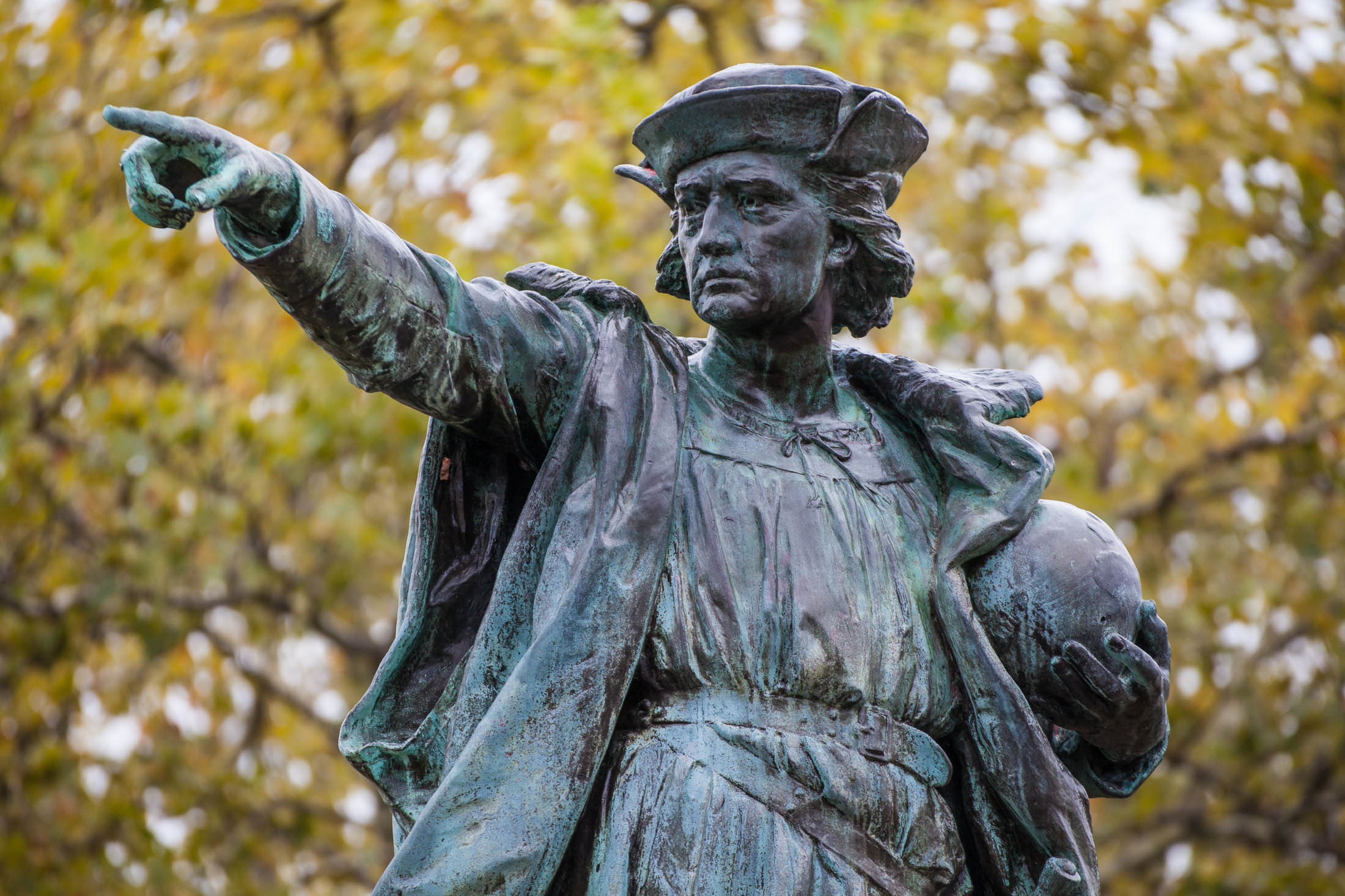 When was Columbus Day first celebrated? - HISTORY