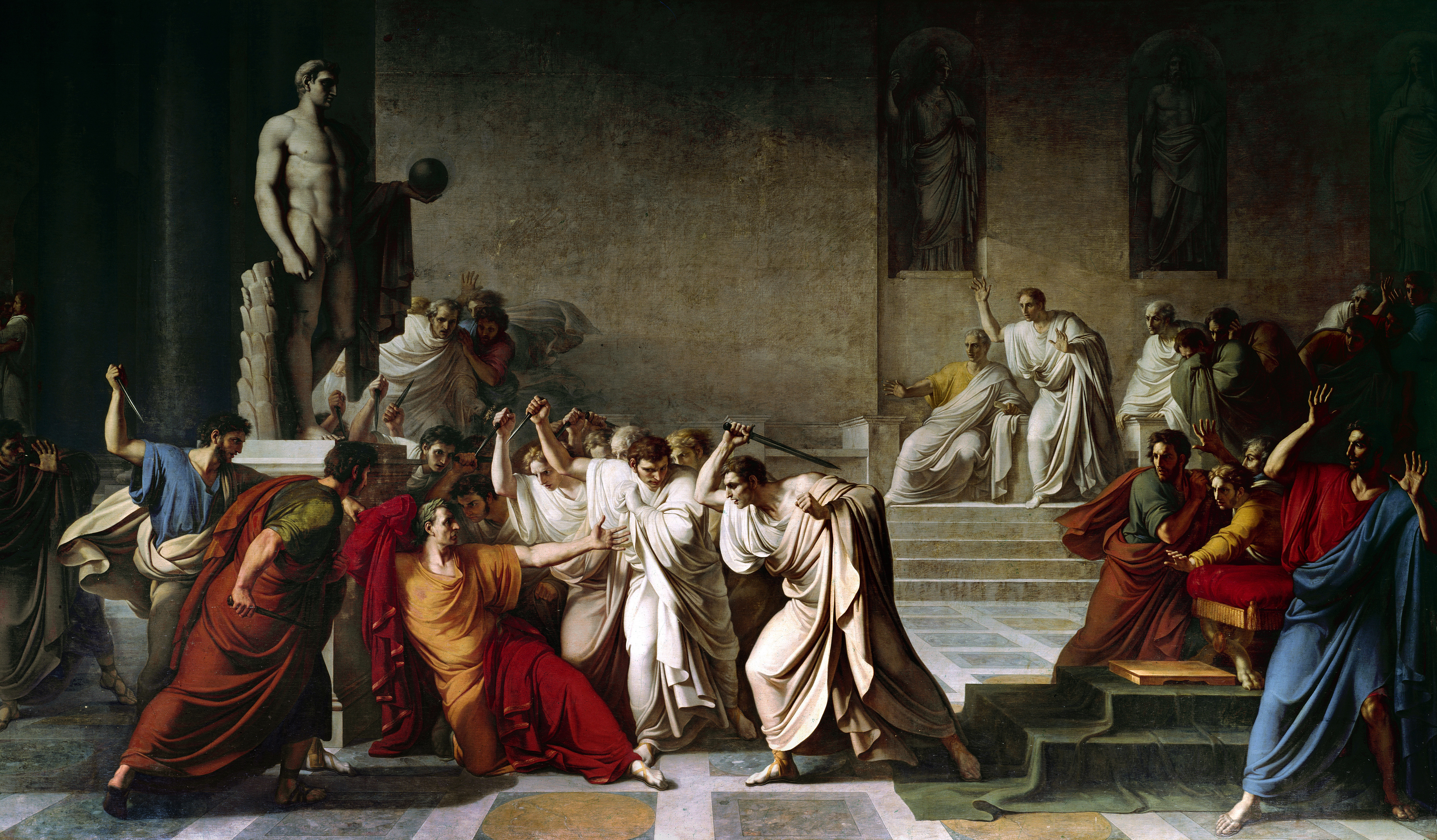 What are the ides of March?