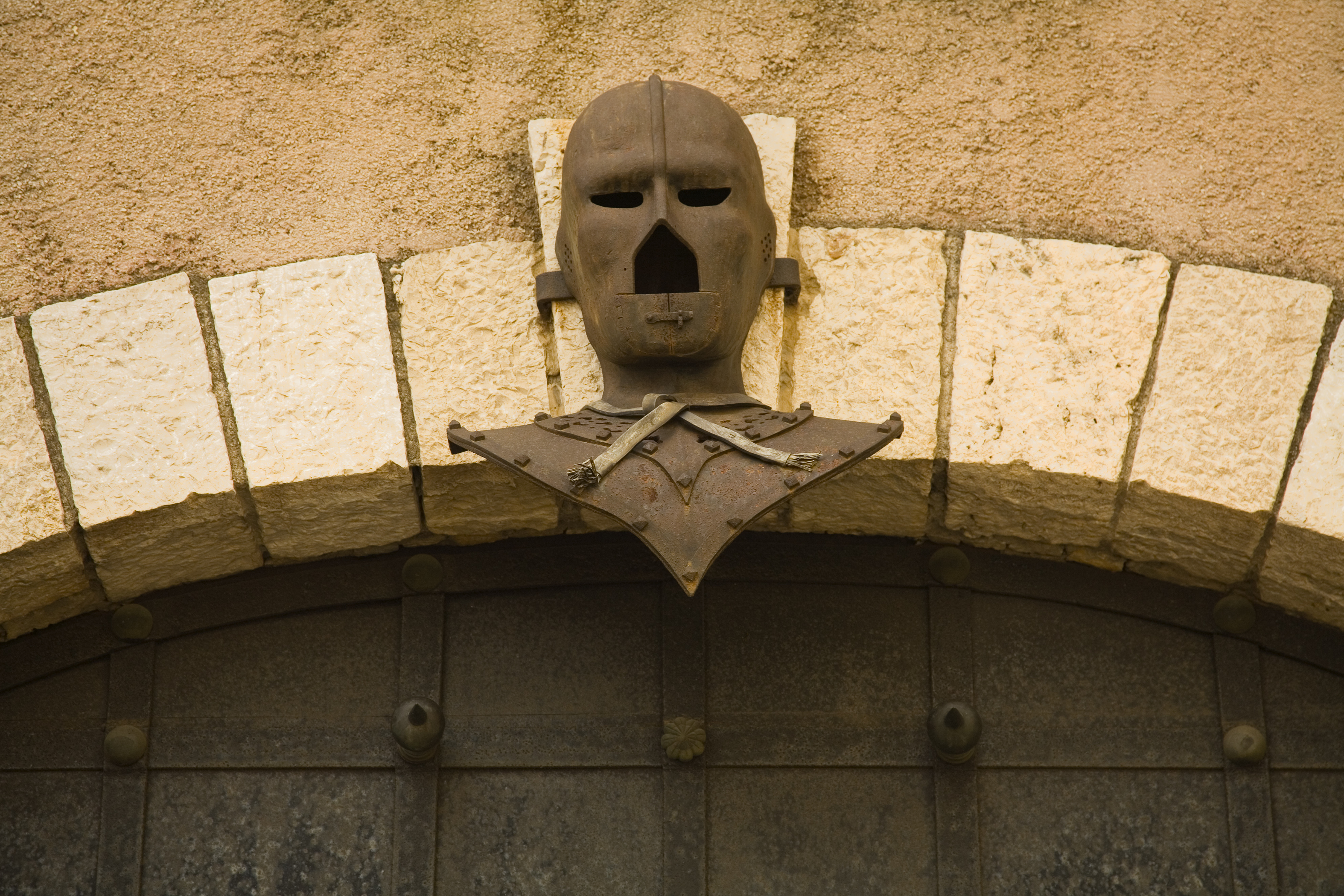Who was the Man in the Iron Mask?