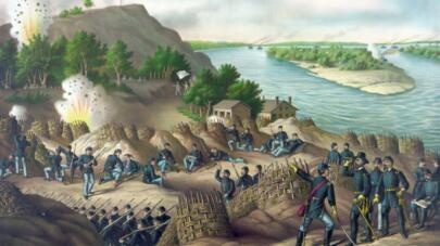 How the Union Captured Vicksburg—And Seized the Key to Civil War Victory