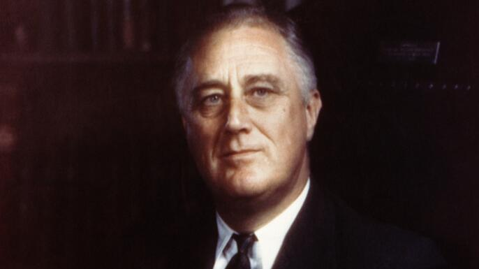 How FDR Became the First—And Only—President to Serve Four Terms