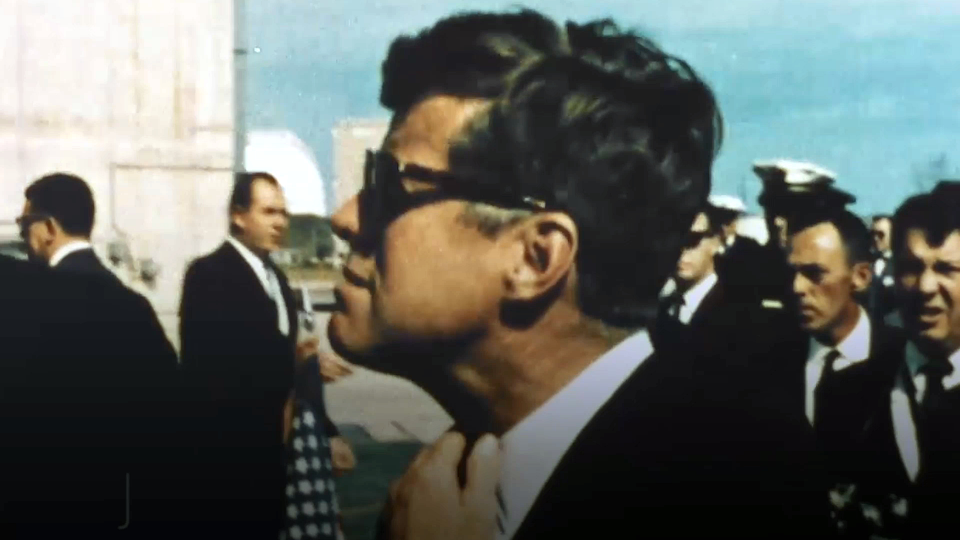 Watch JFK Tour NASA 6 Days Before His Assassination