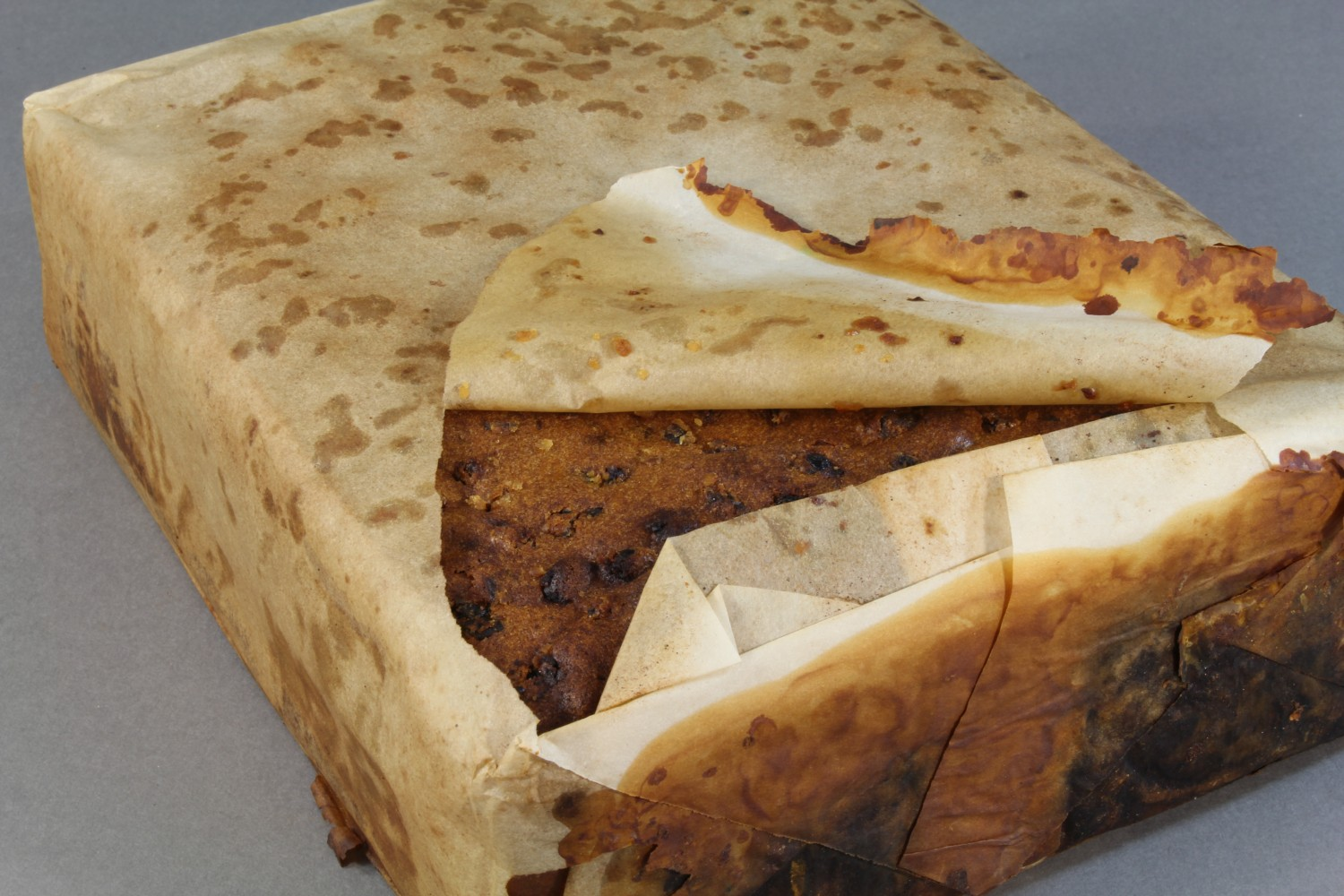 Century-Old Fruit Cake Found in Antarctica is 'Almost Edible'