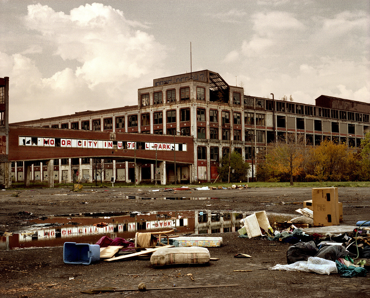 Are Cities in Decline the New American Frontier?