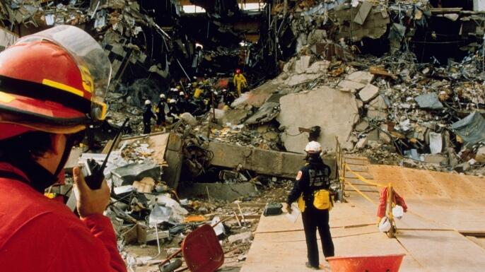 Oklahoma City Bombing: What Happened After the Smoke and Dust Cleared