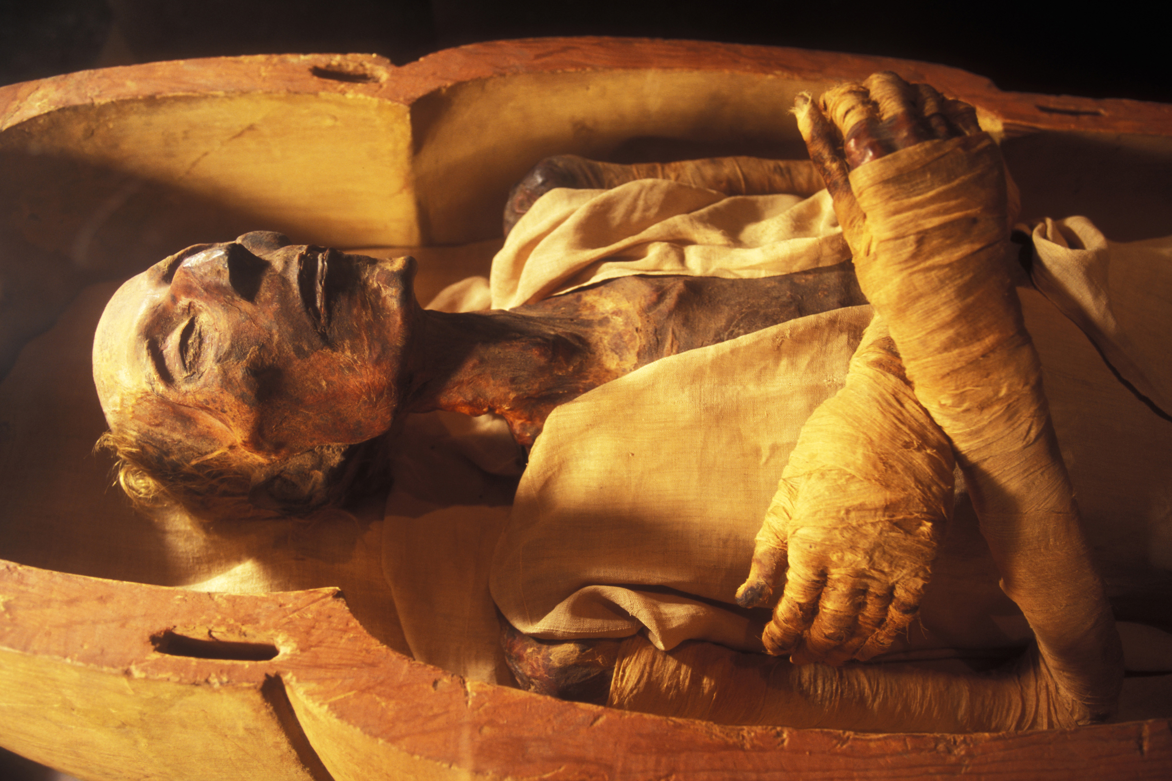 5 Great Mummy Discoveries - HISTORY