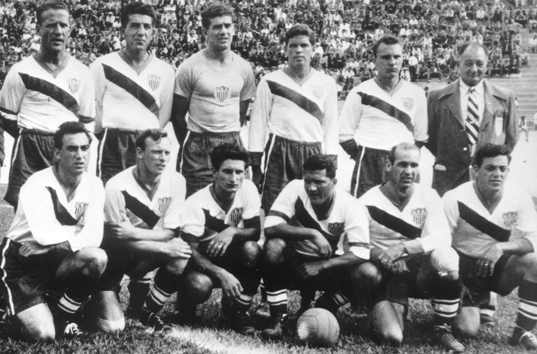 1950 World Cup: The Miracle on Green